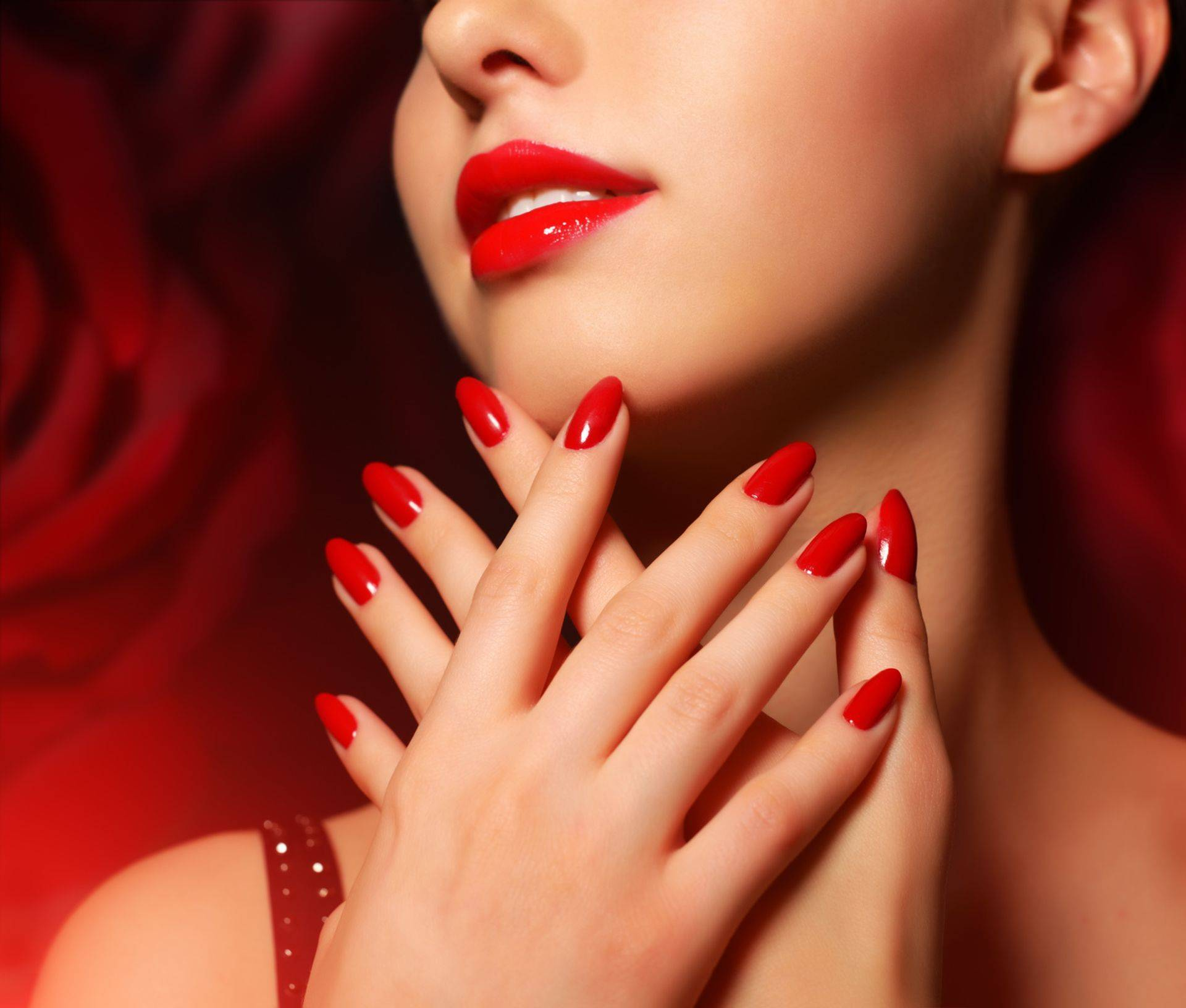 Gel polish manicures & pedicures