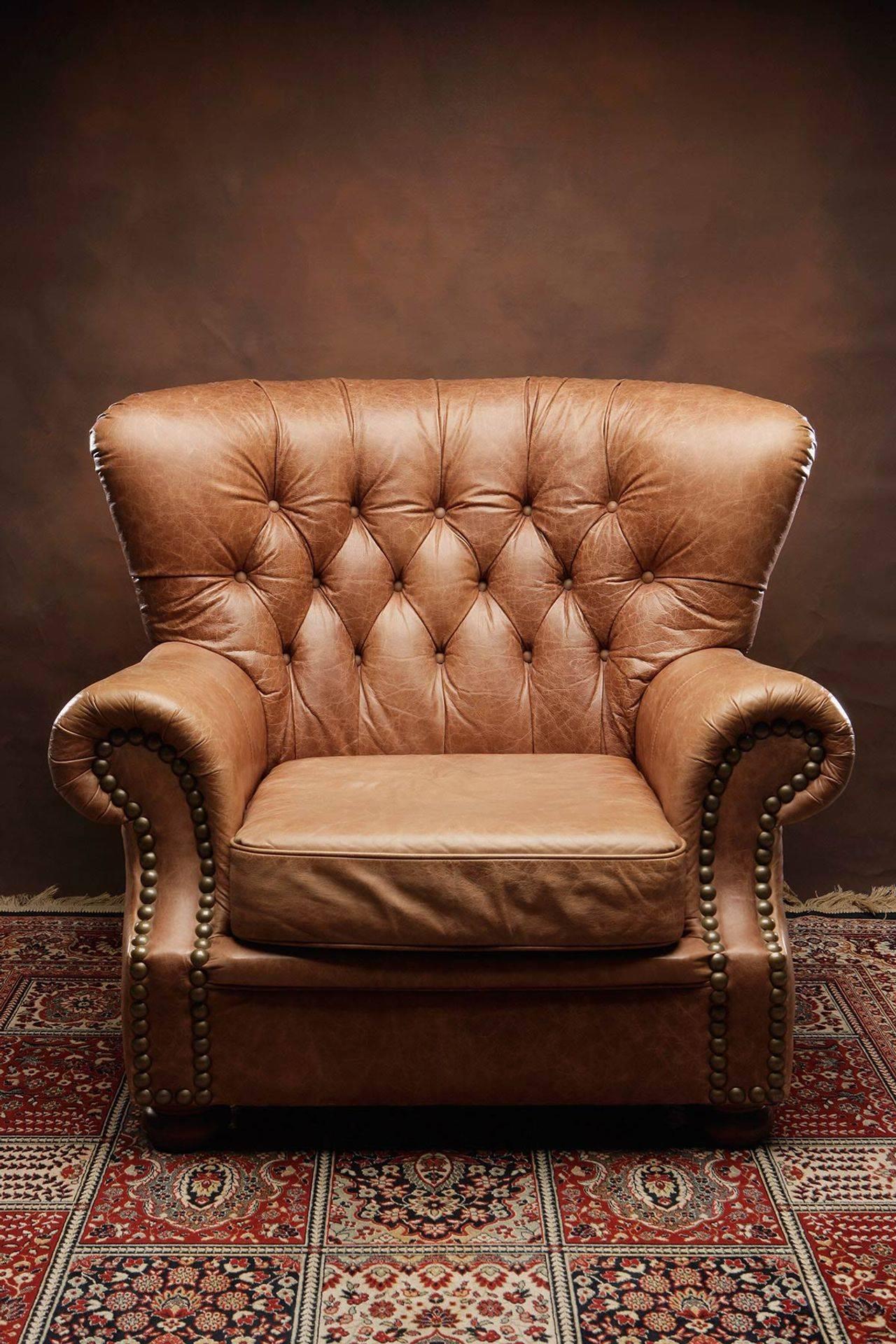 fauteuil cuir conseil