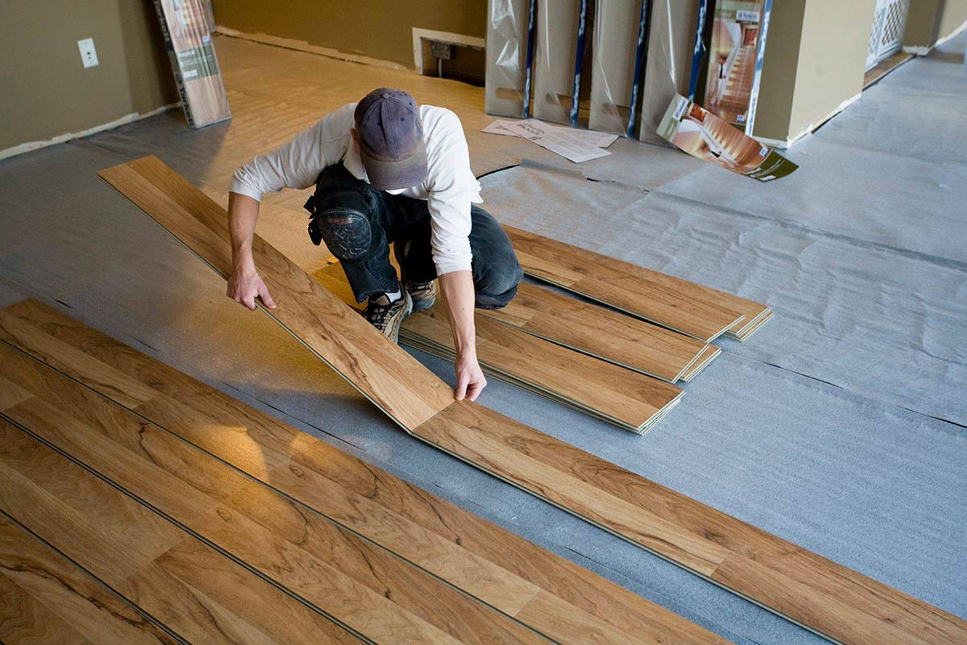 Rushing's Flooring Installation
