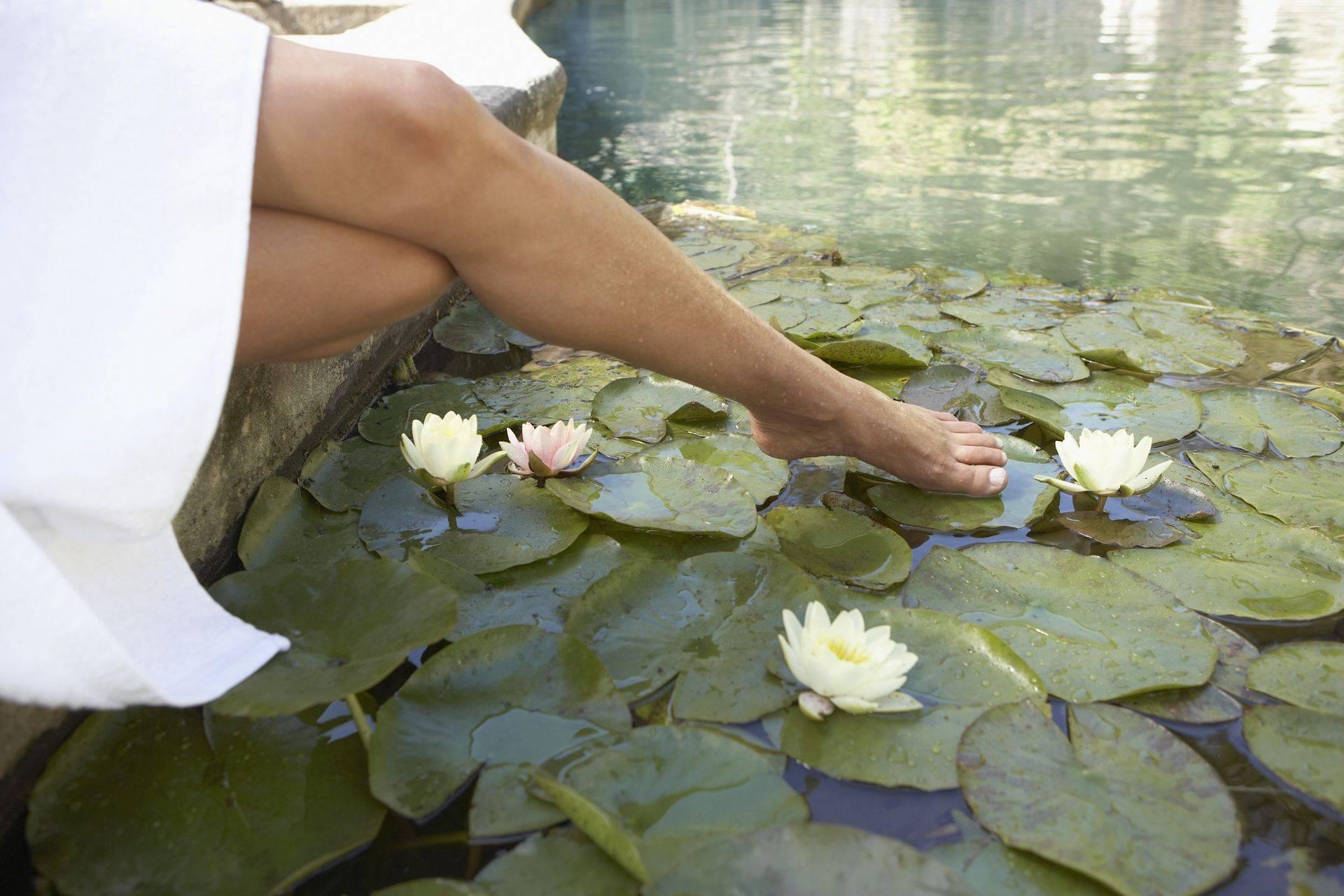 vernis sur ongles des pieds