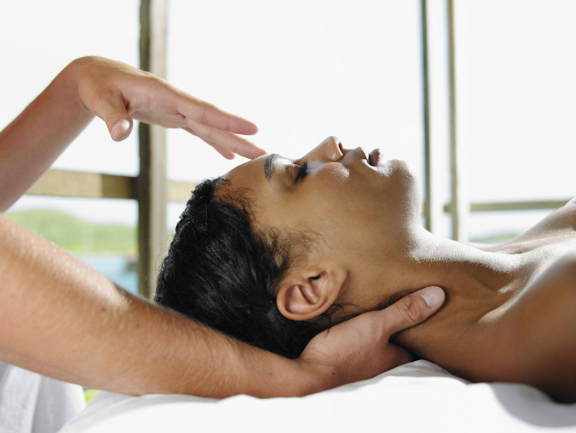 massage relaxant ou dynamisant