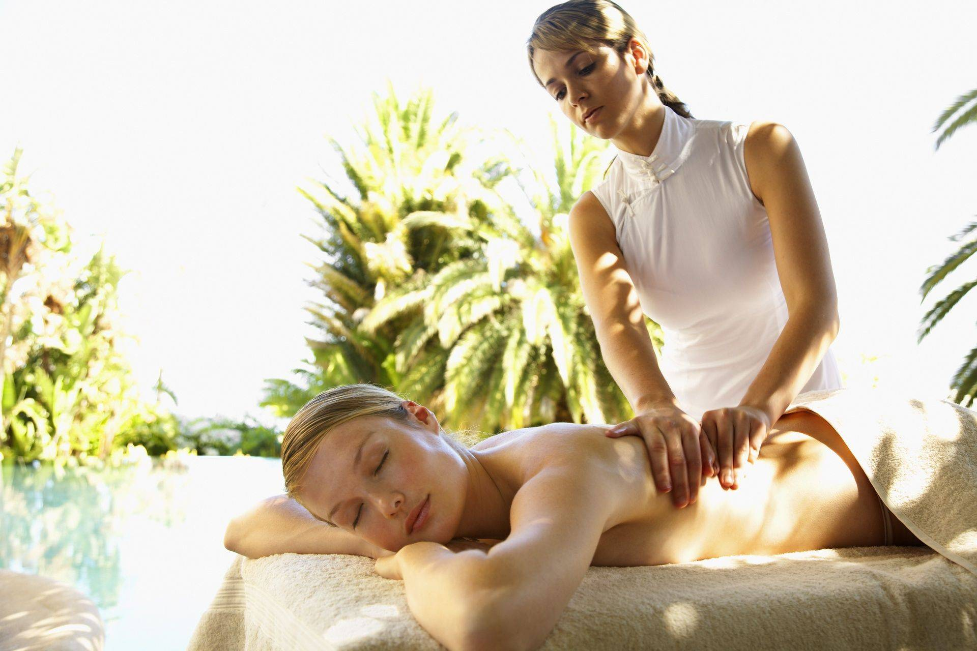 you deserve best relaxing with Swedish massage