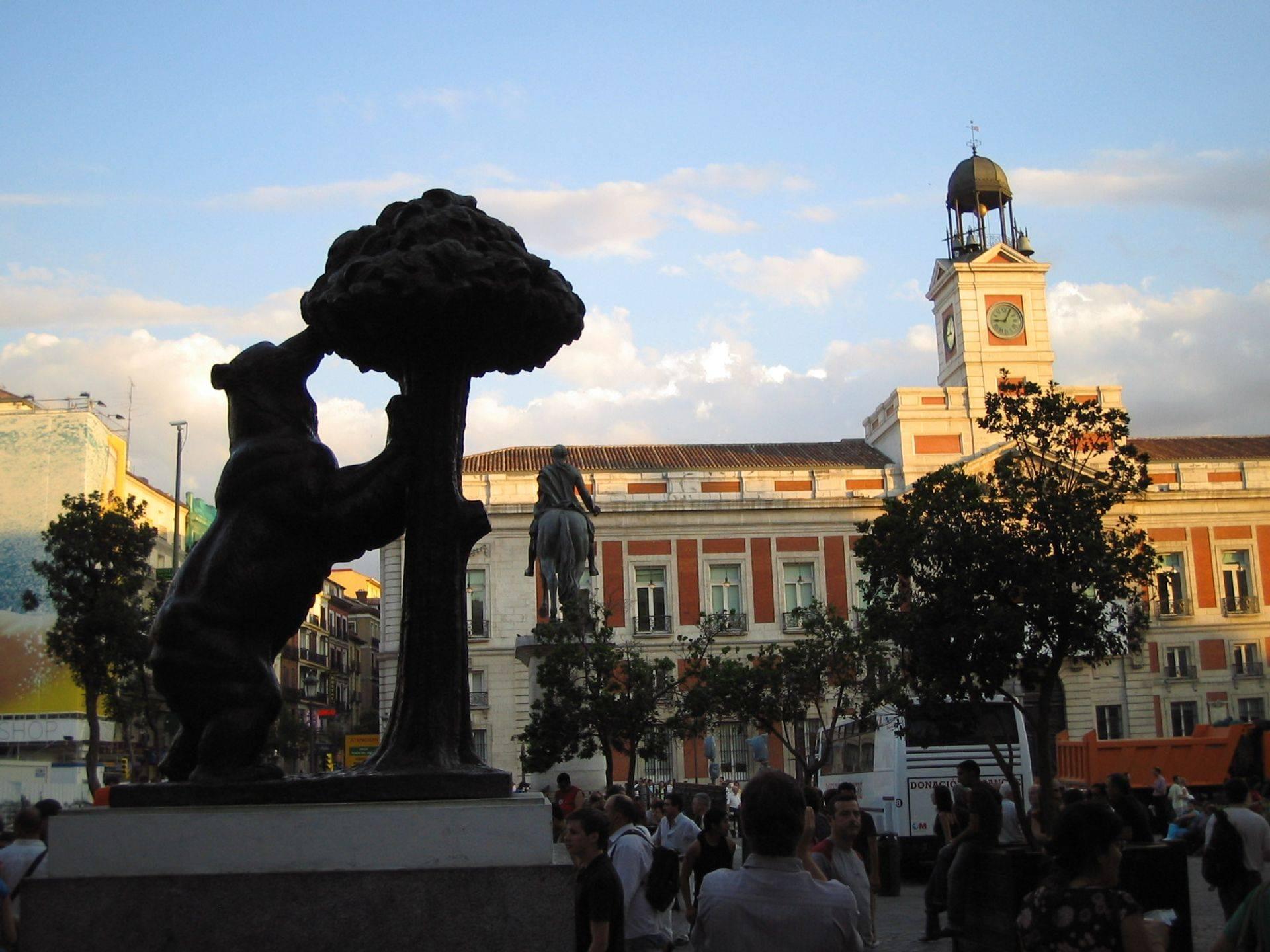 Madri por guia brasileira em Madri