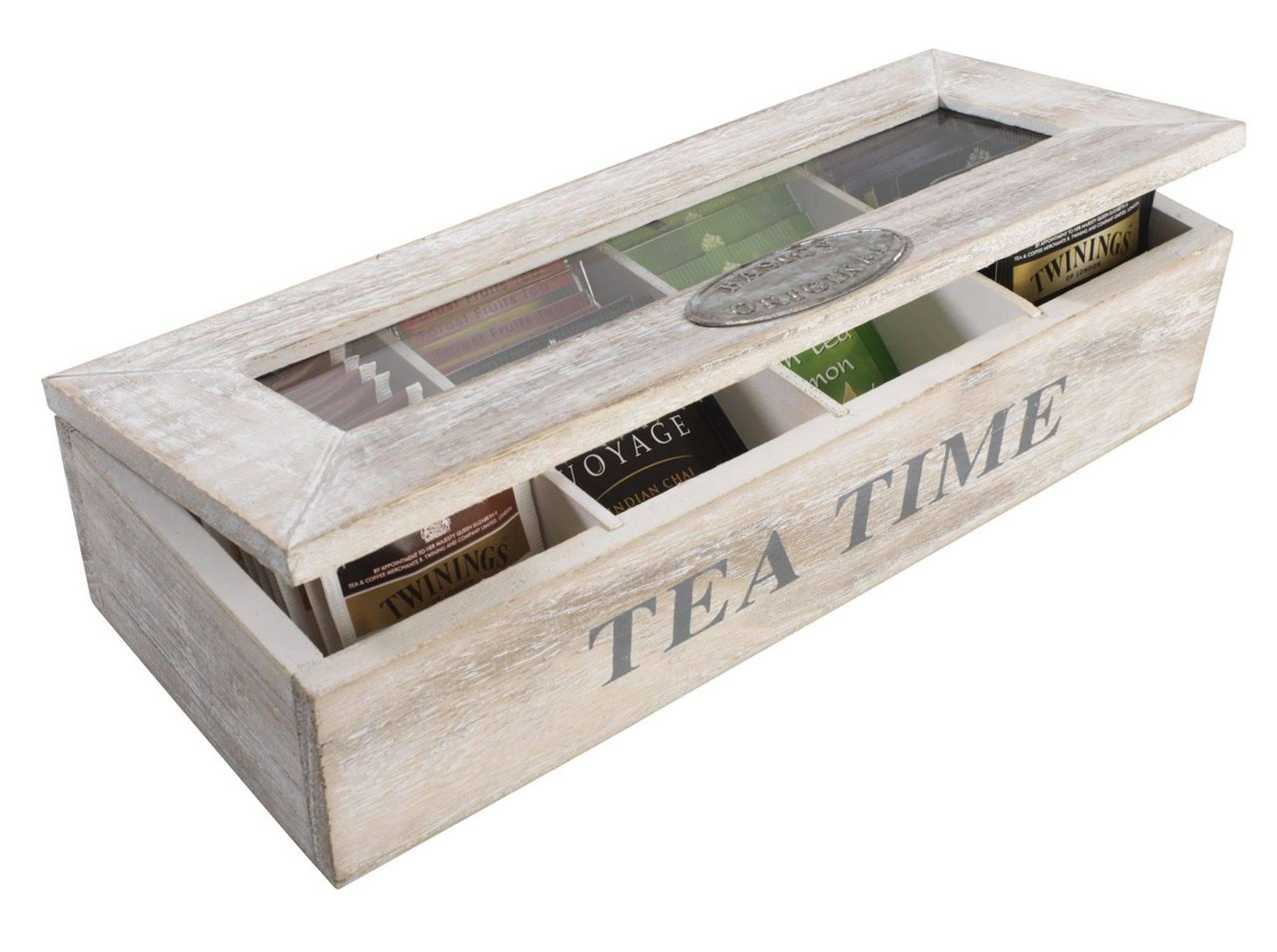 Диспенсер для чайных пакетиков своими руками