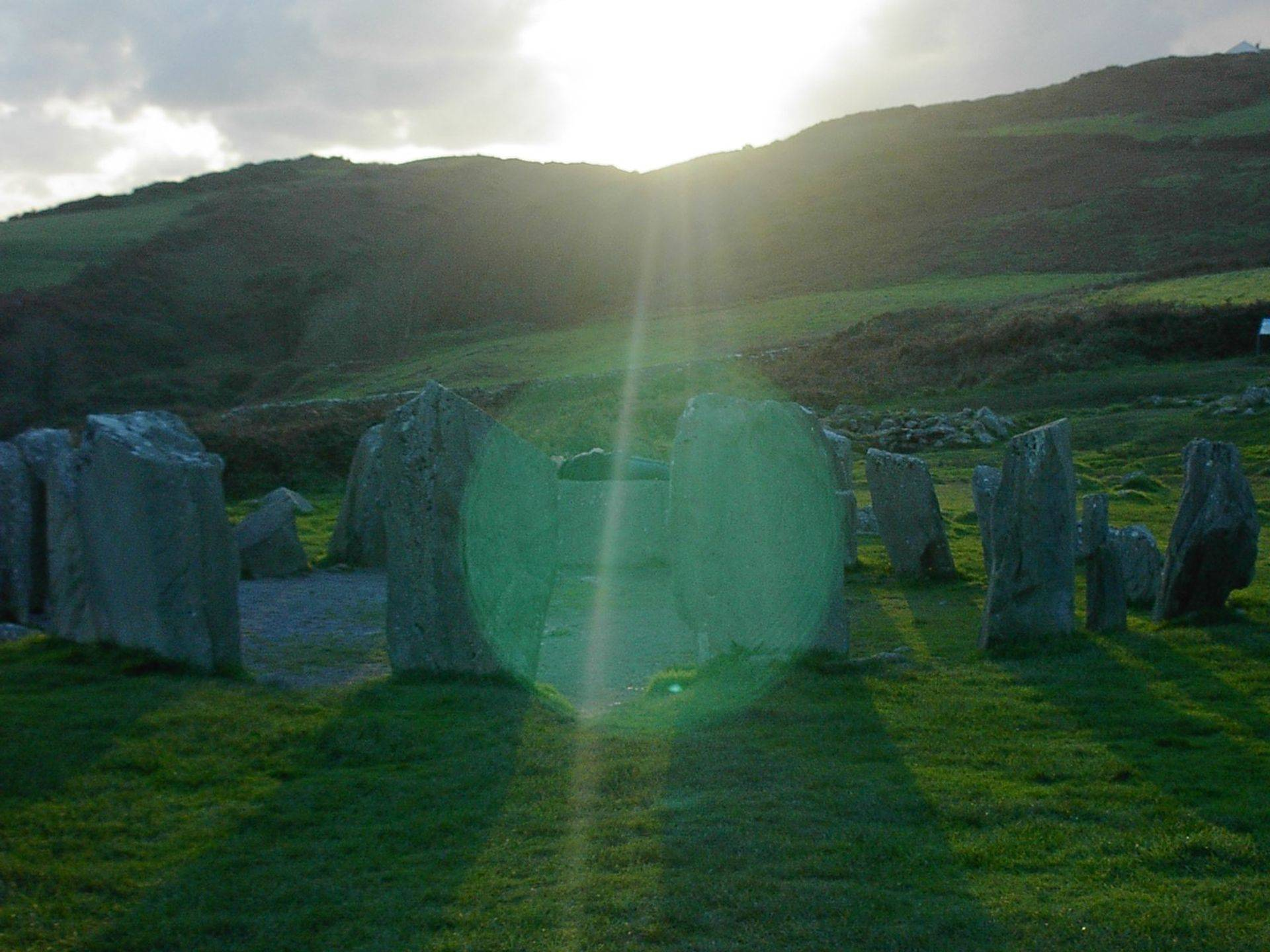 Winter Solstice at Drumbeg Stone Circle