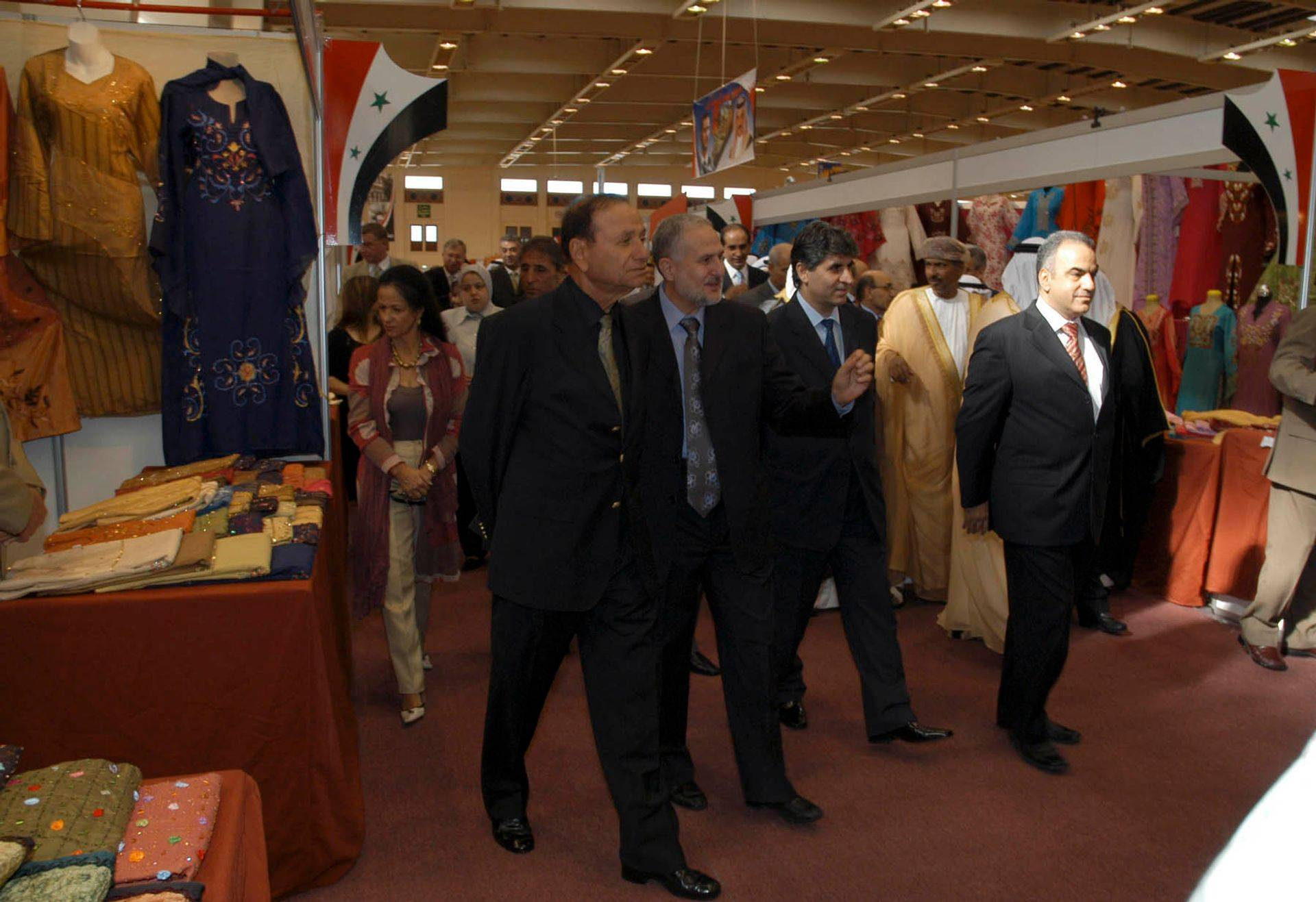 Syrian products exhibition Bahrain