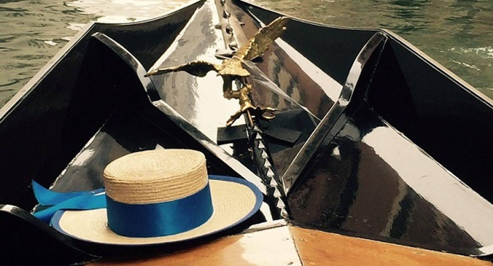 "<img src=""australian womens travel.jpg alt=womens tours,gondaliers hat sitting on a gondola, venoce, italy "">"