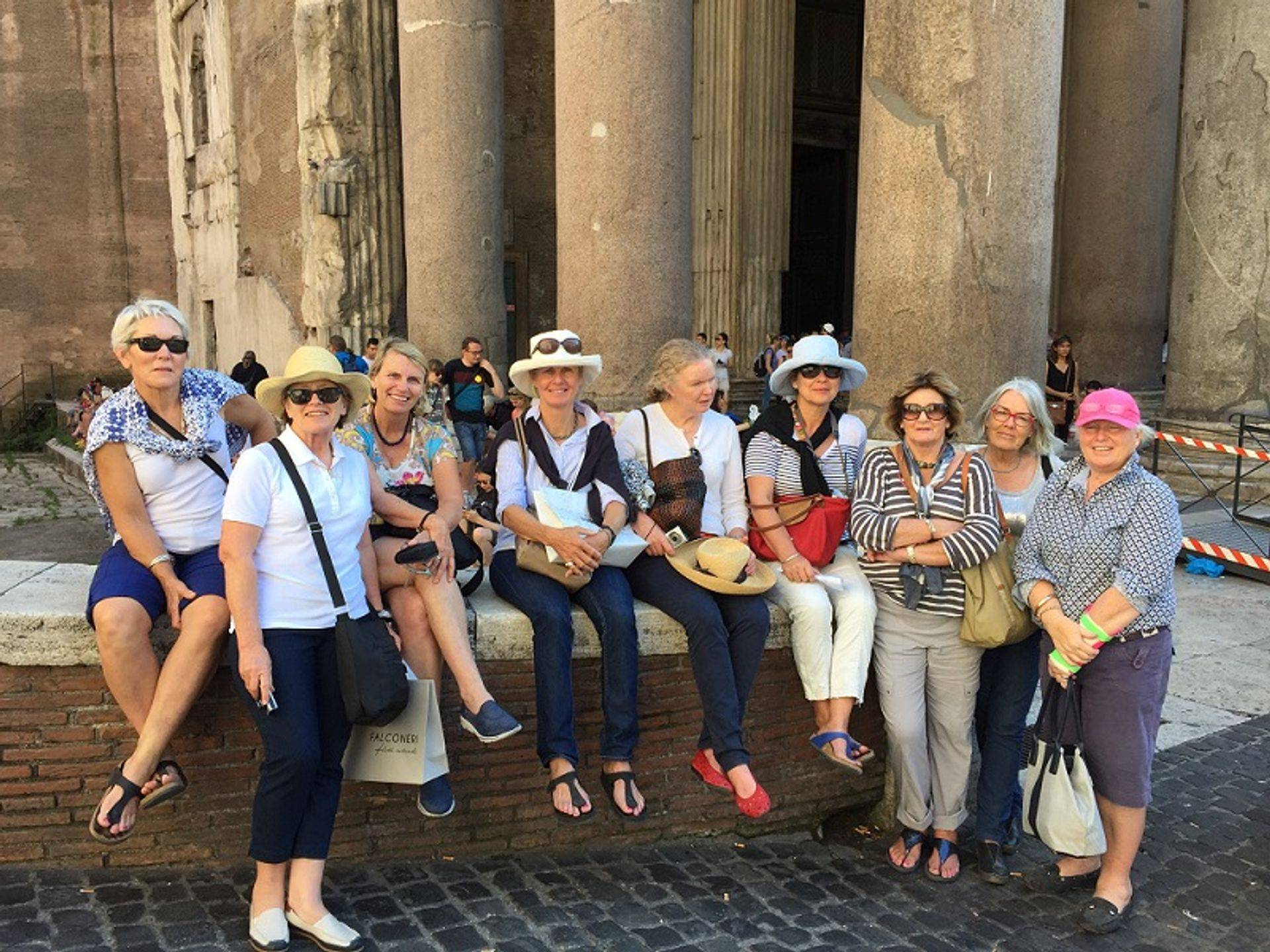 AUSTRALIAN WOMENS TRAVEL  Small group tours tours  Just
