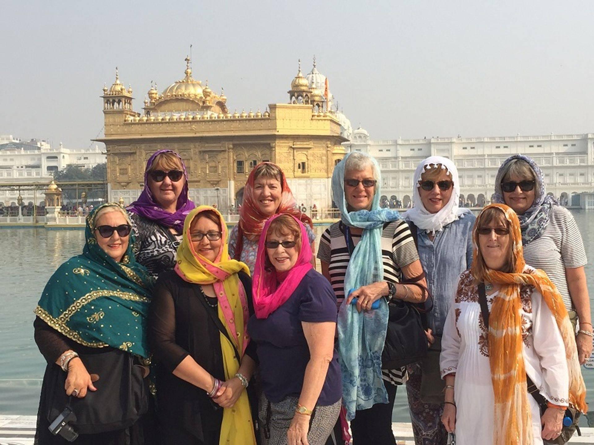 "<img src=""australian womens travel.jpg alt=womens tour group of 2016 at the golden temple, amritsar, india "">"