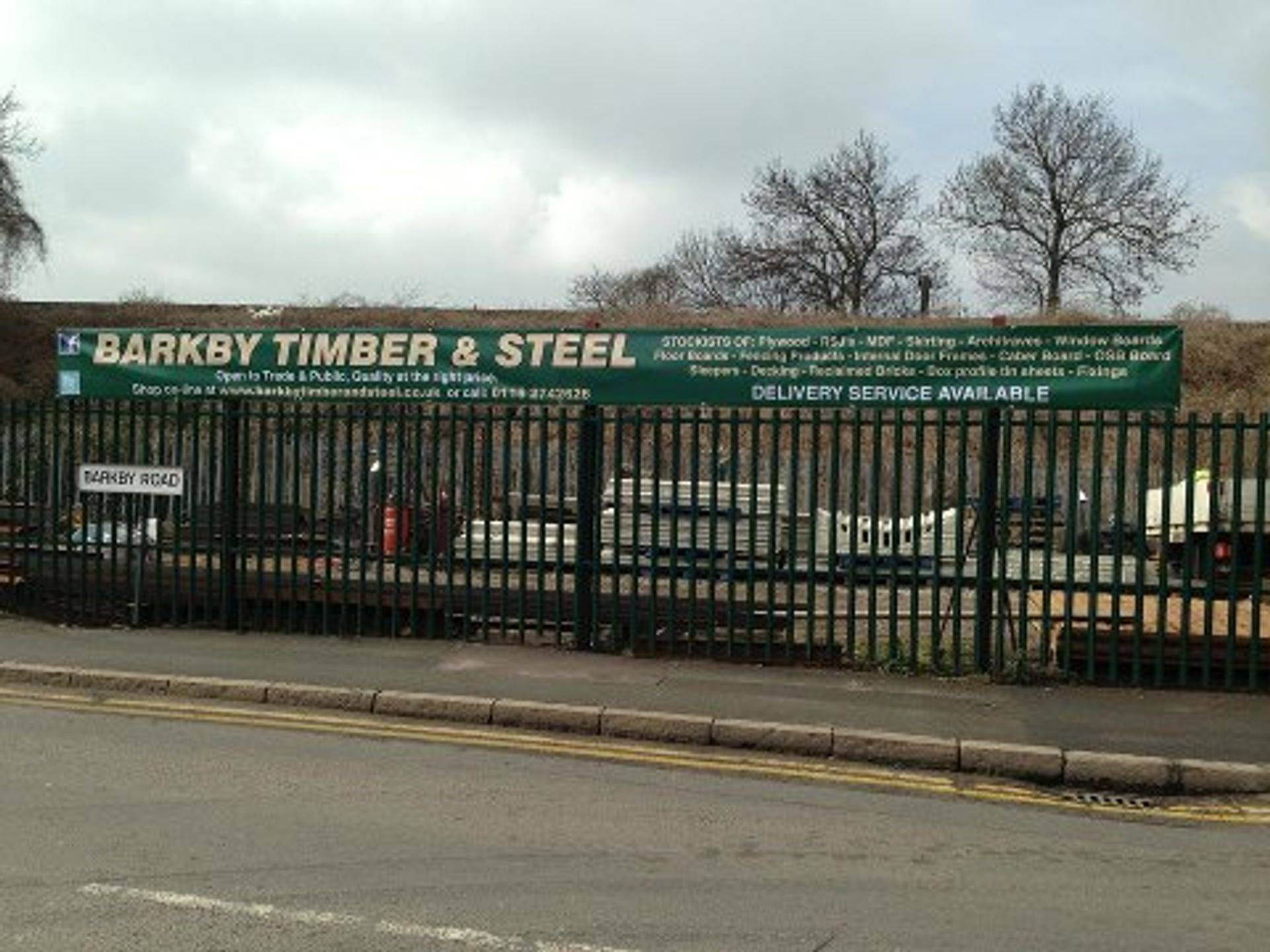 Barkby Timber and Steel