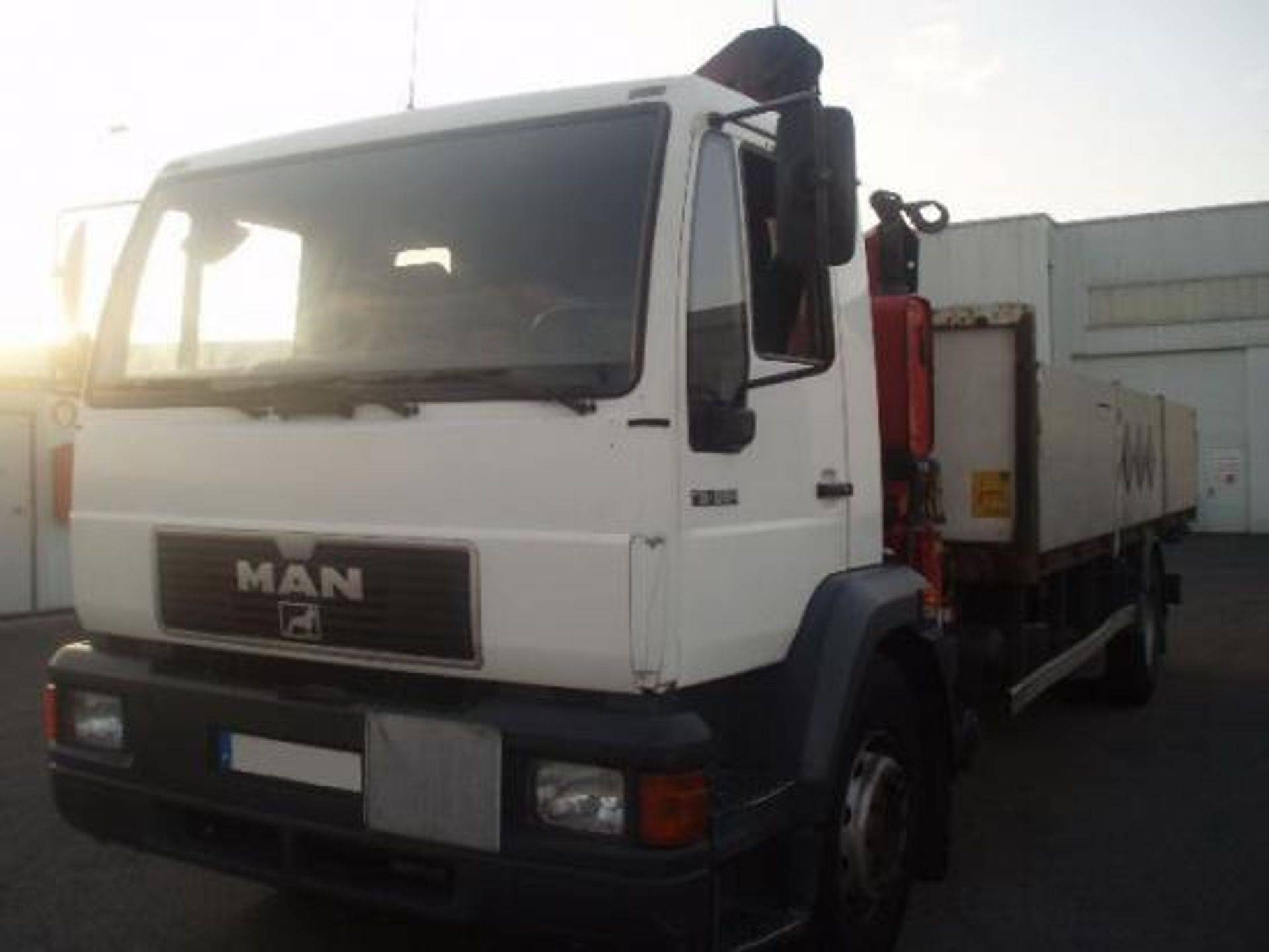 Delivery Lorry to Cater for all Materials