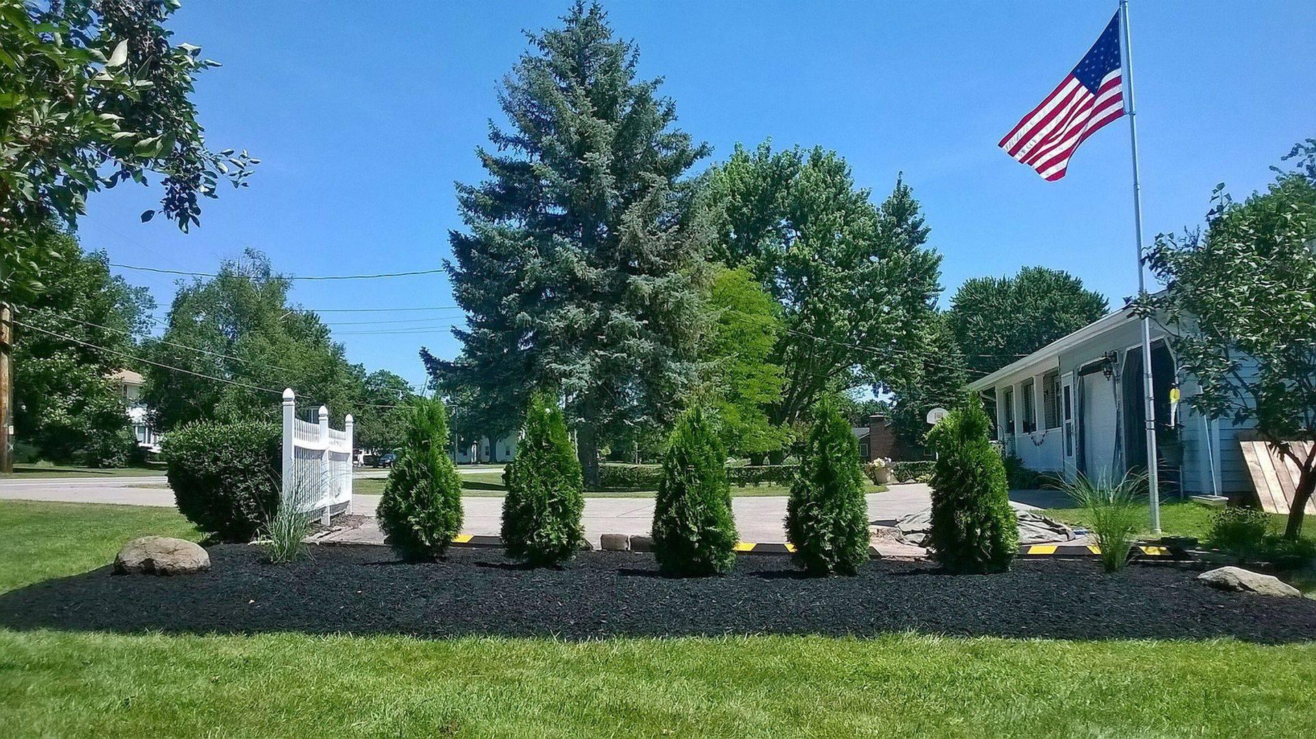 Landscape Installation Amherst NY