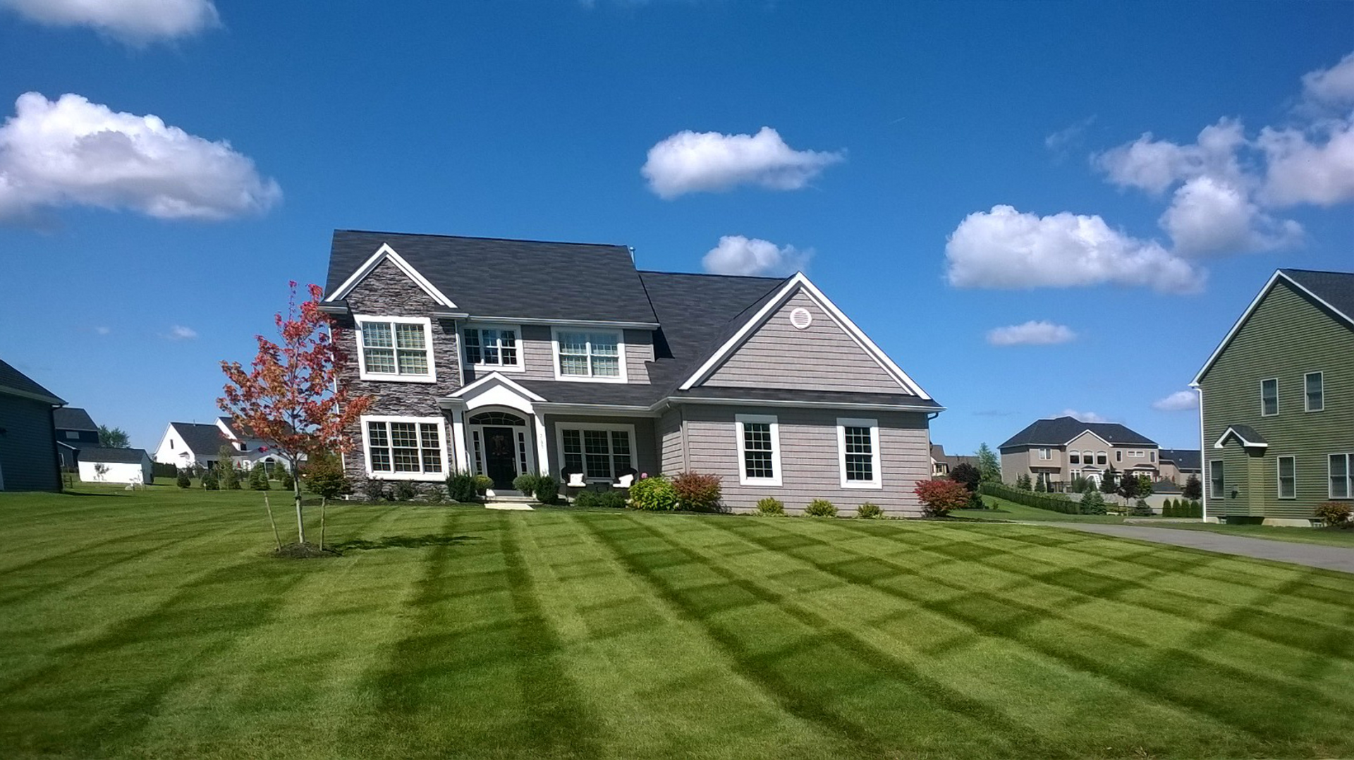 Lawn & Landscape Amherst NY