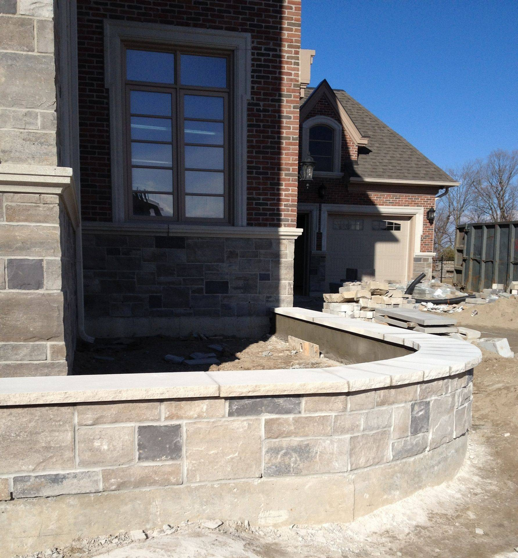 Retaining wall for landscape ideas