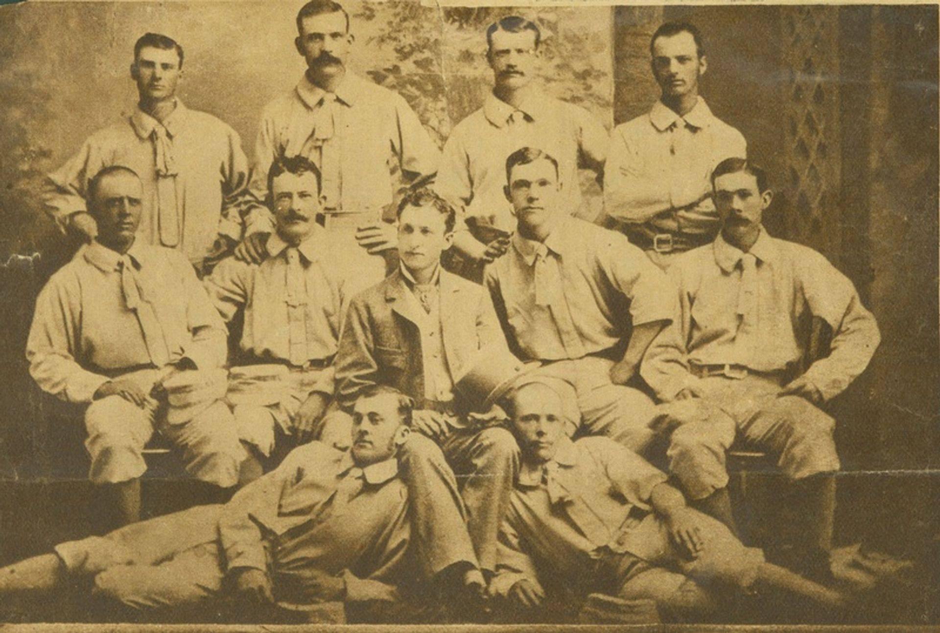 The Cleveland Blues Base Ball Club - clevelandcom