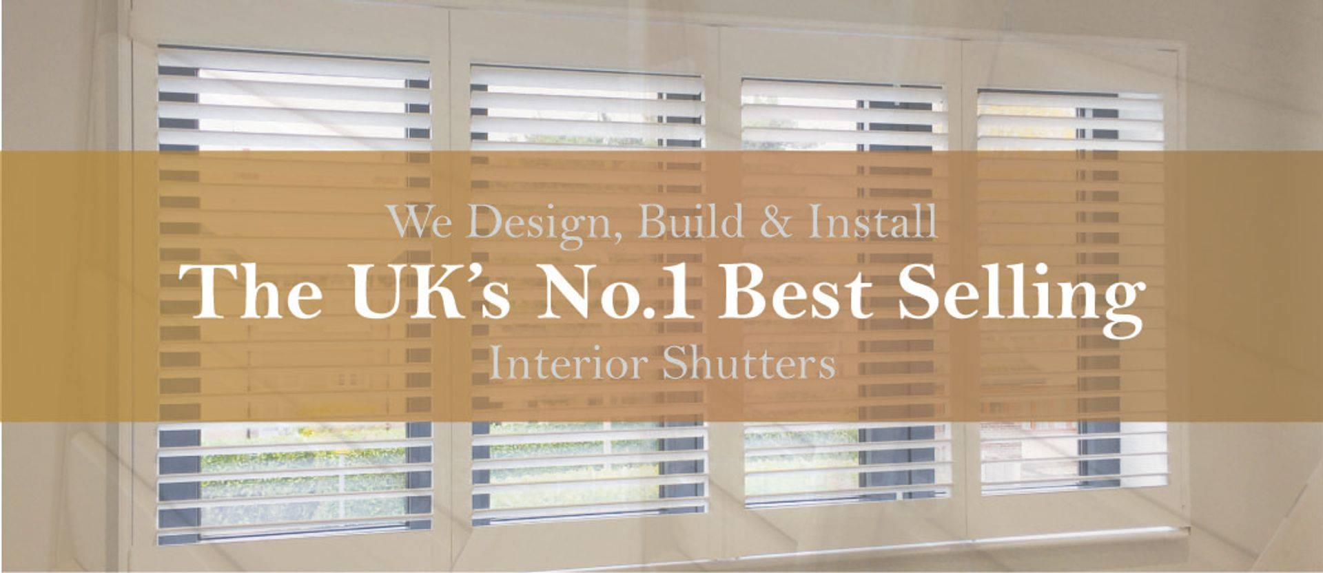 CP Shutters, supplying the most popular bespoke, wooden interior shutters in the UK, throughout Essex