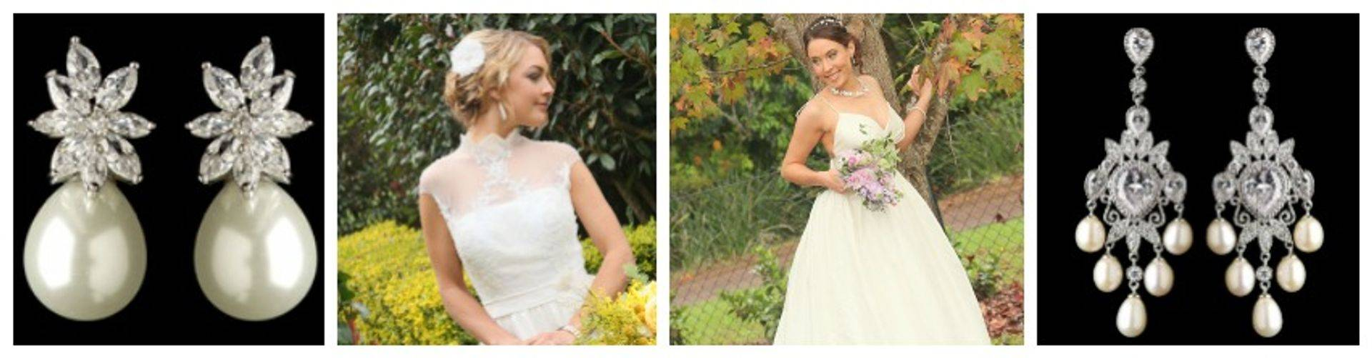 Stunning wedding jewellery & Headpieces