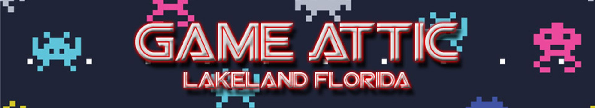 NEW Game Attic Lakeland