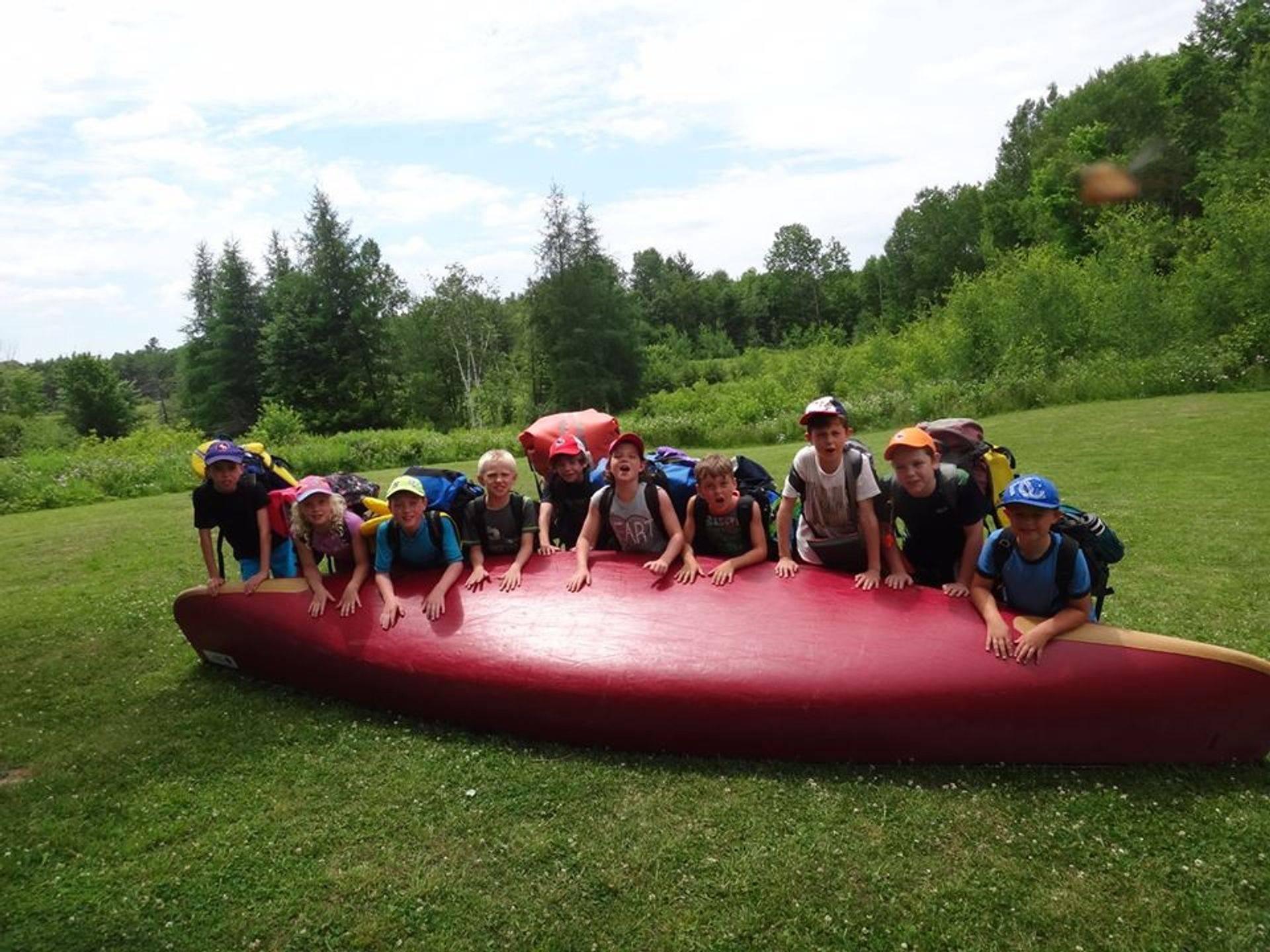 wilderness & canoe trips