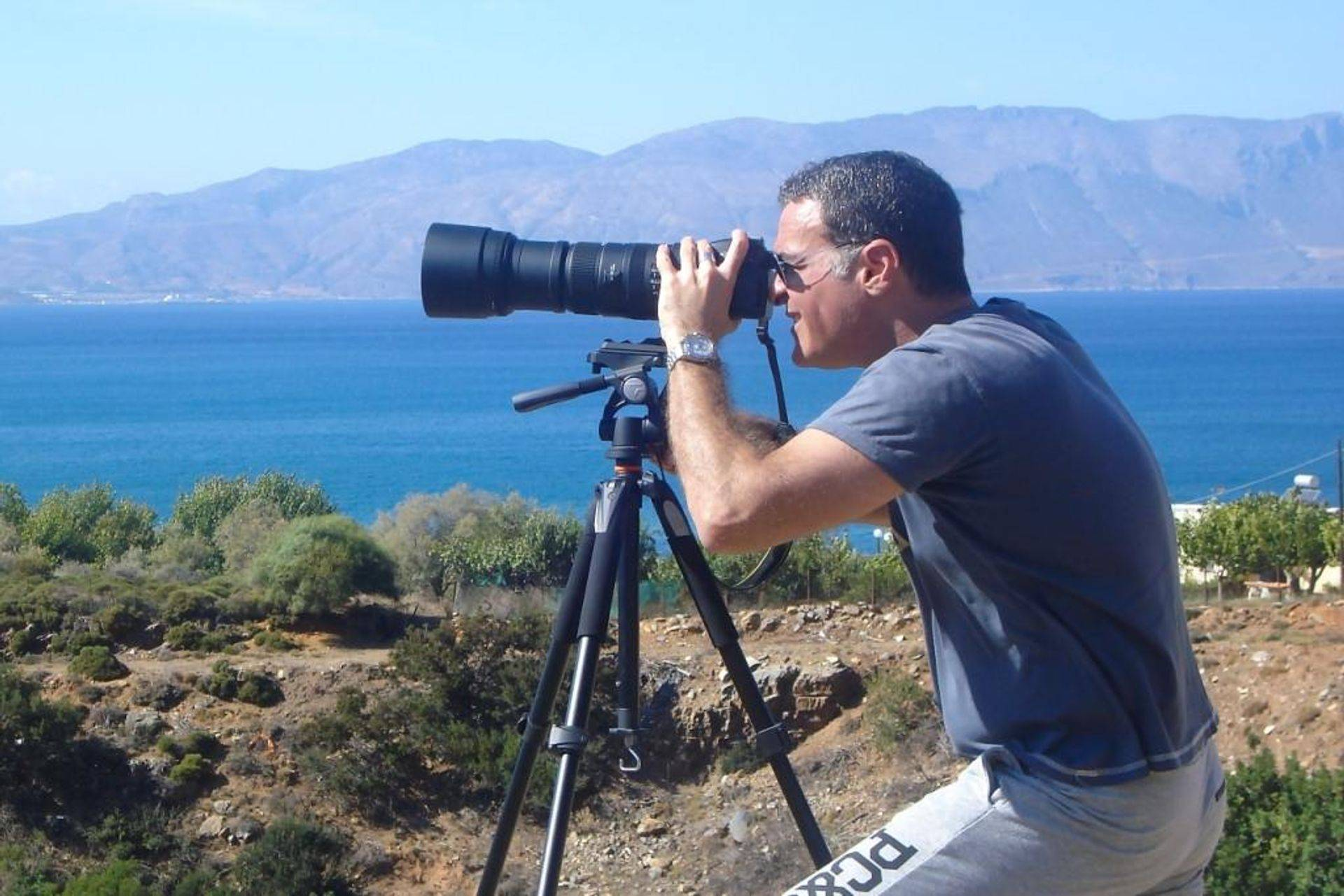 Bird Watching Observatory in Greece