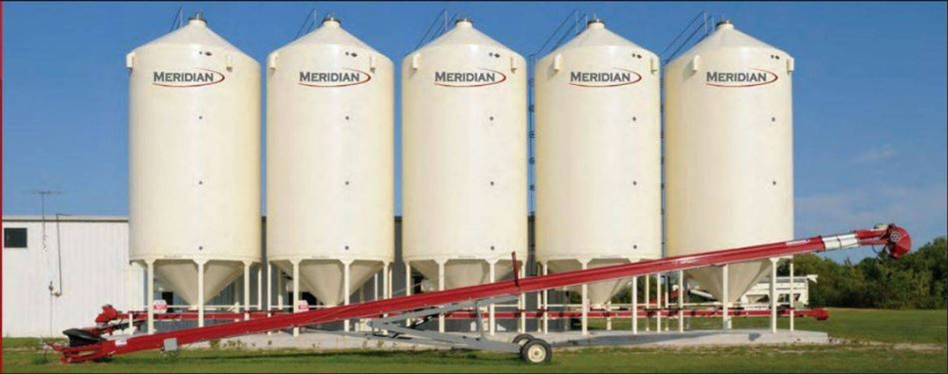 Meridian Holding Bins