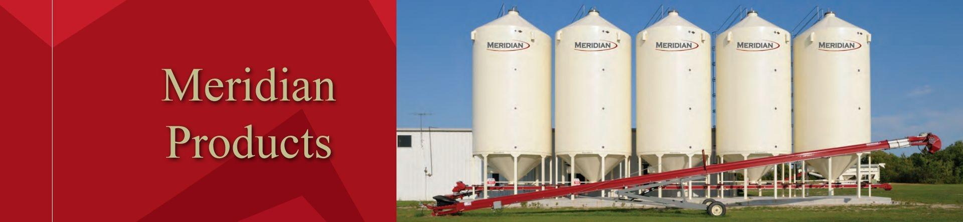 Meridian Manufacturing Holding Bins