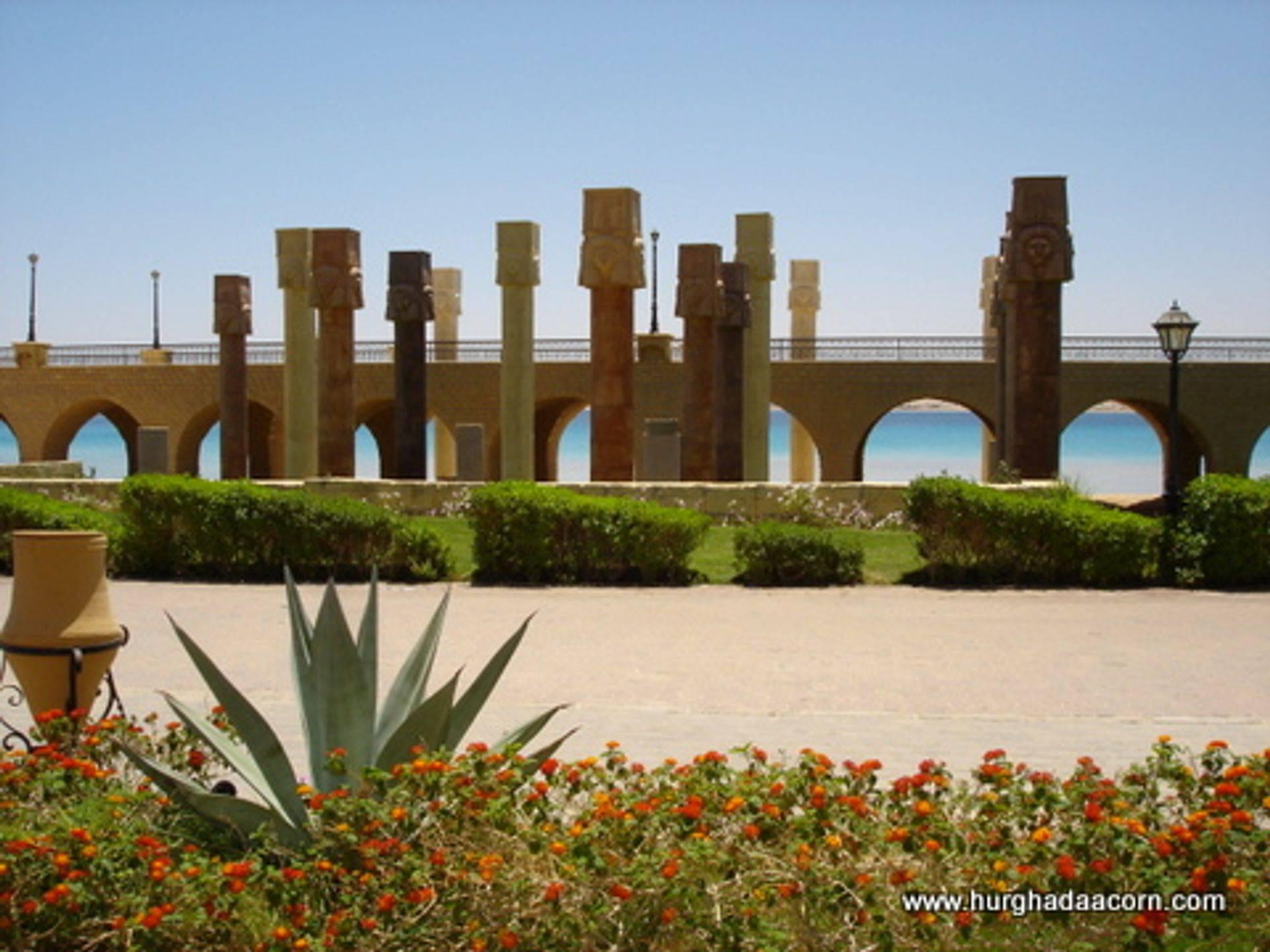 Sahl Hasheesh Promenade