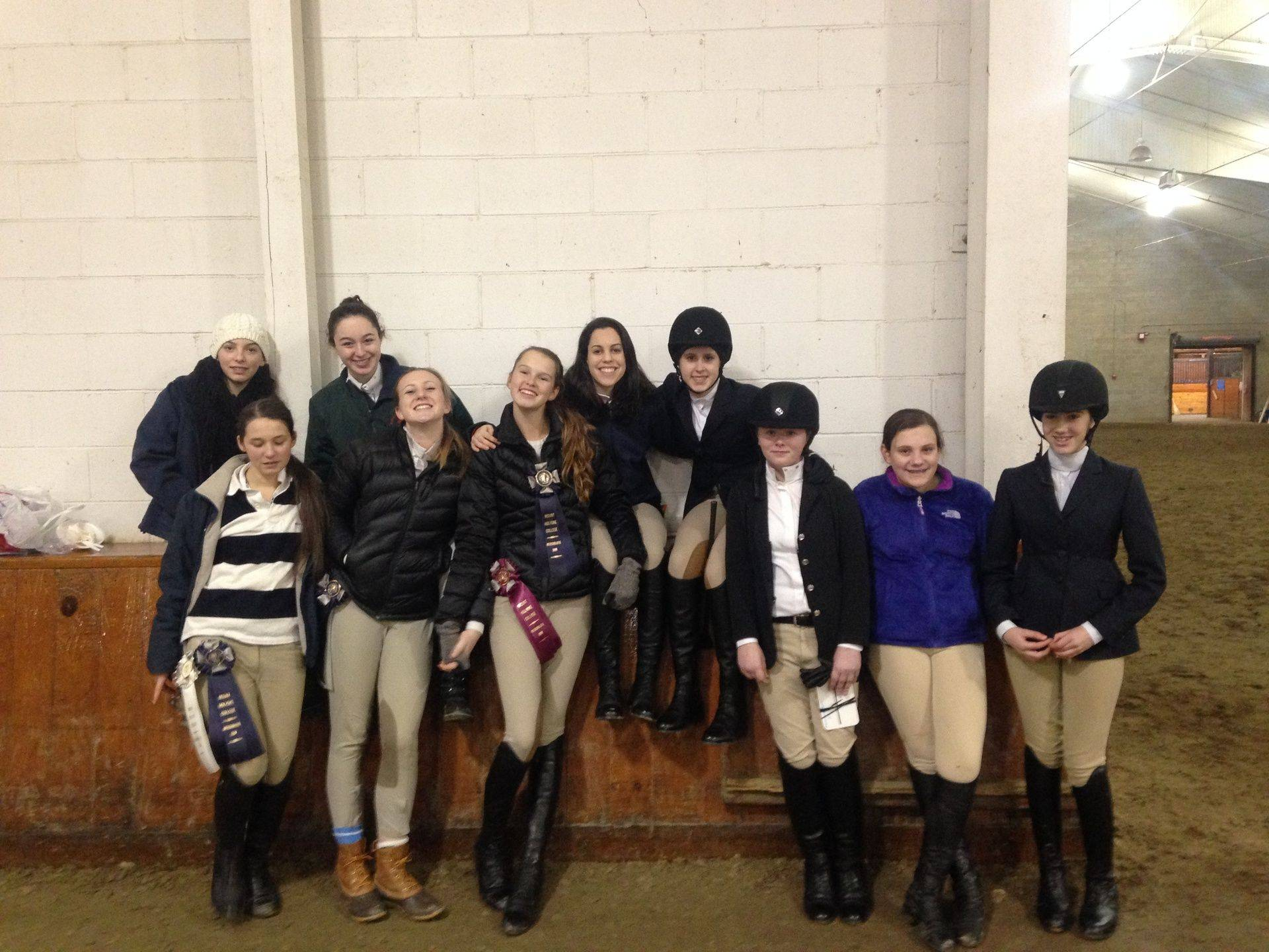Members of the Williston IEA Team