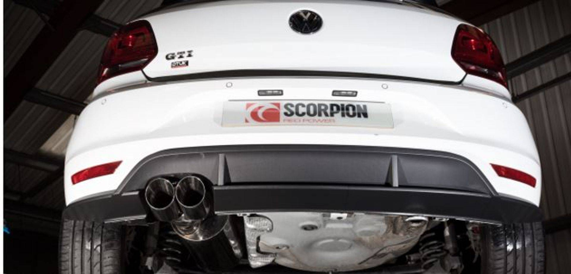 Scorpion VW polo Under development