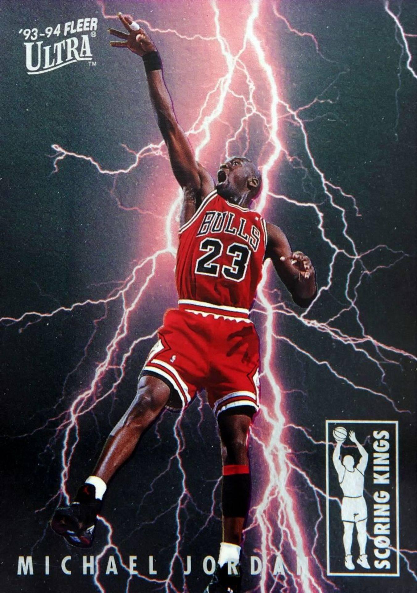 Michael Jordan Scoring King