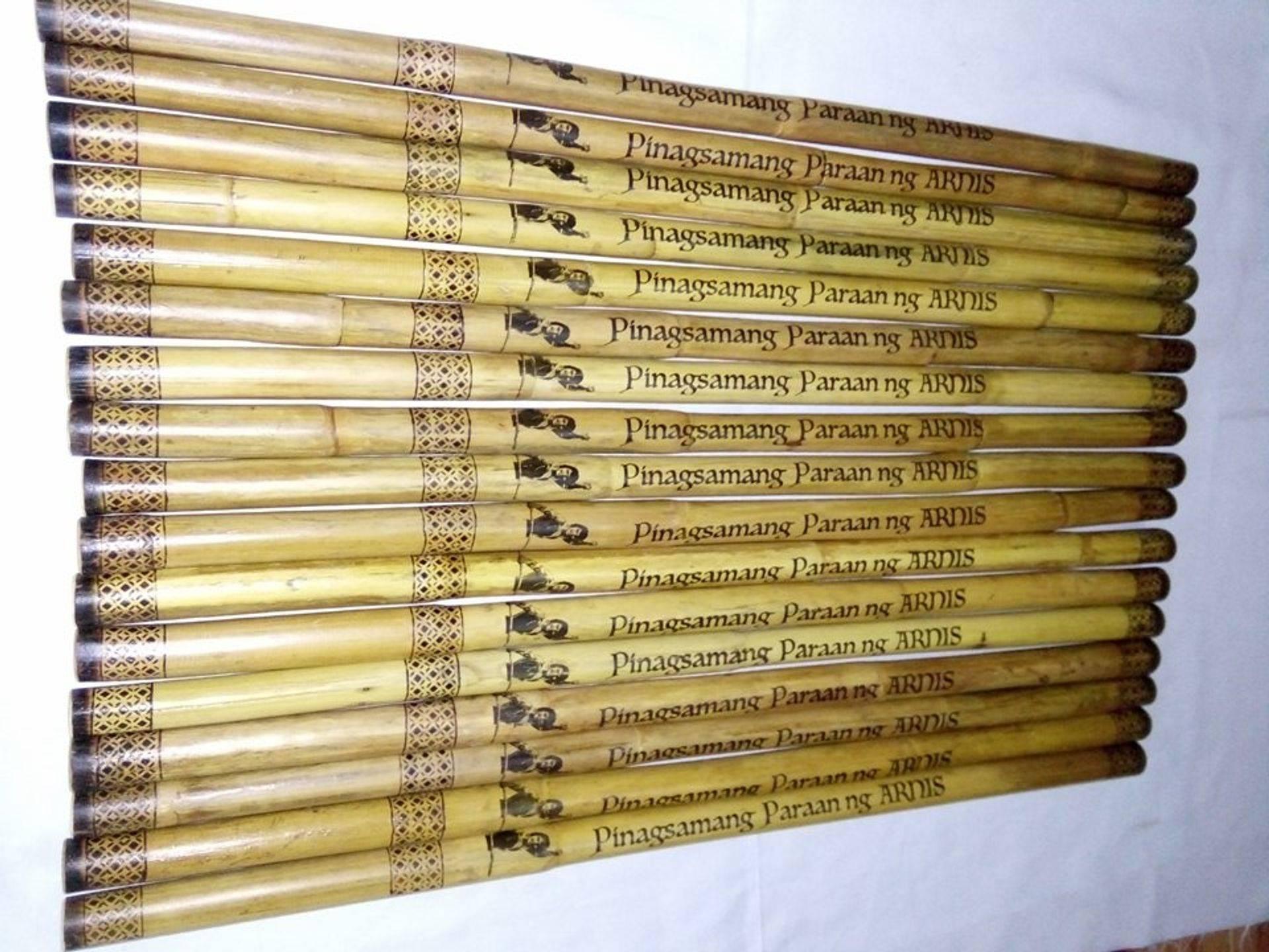 Arnis Kali Rattan Sticks