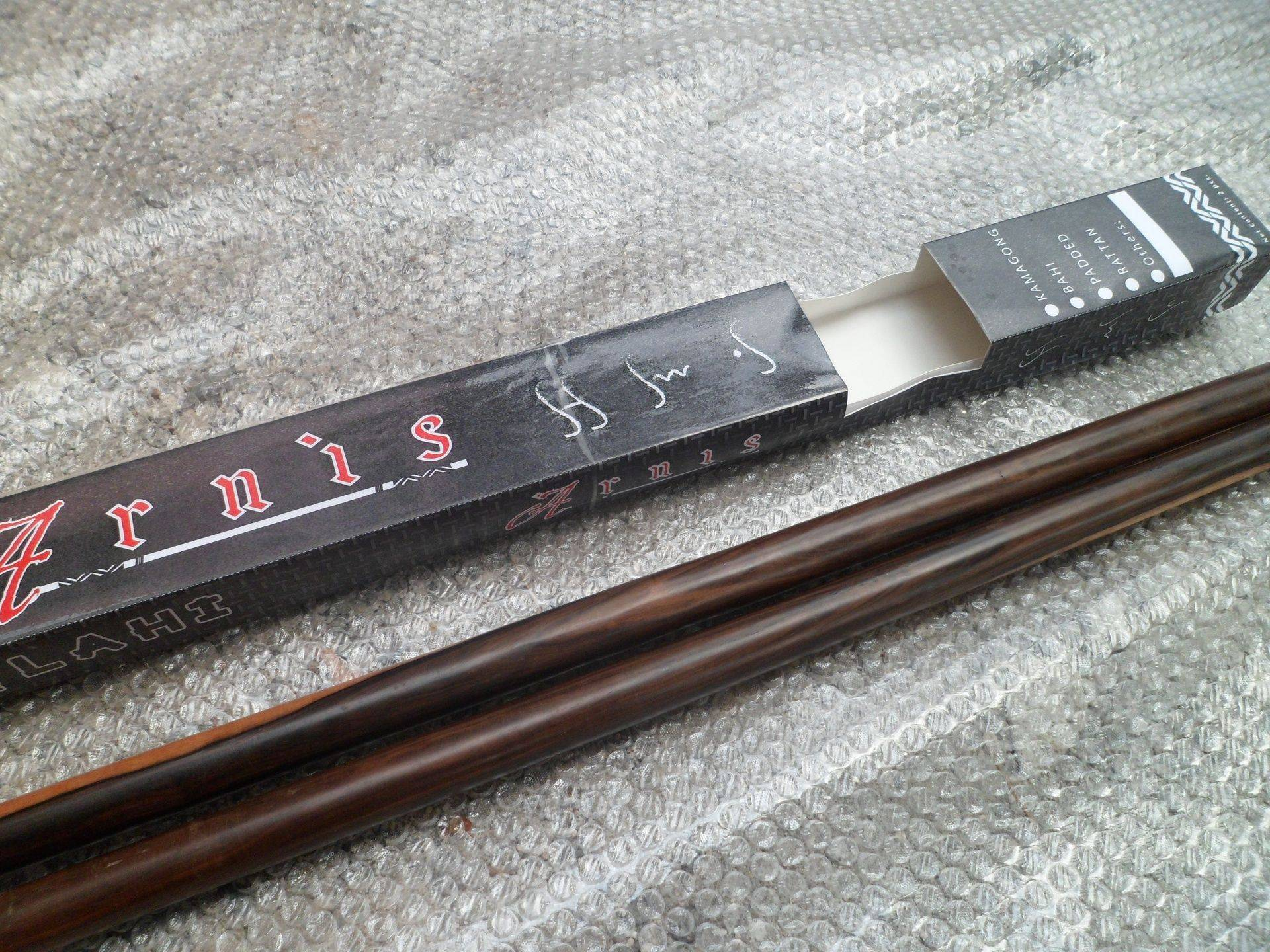 Arnis Kali Escrima Sticks