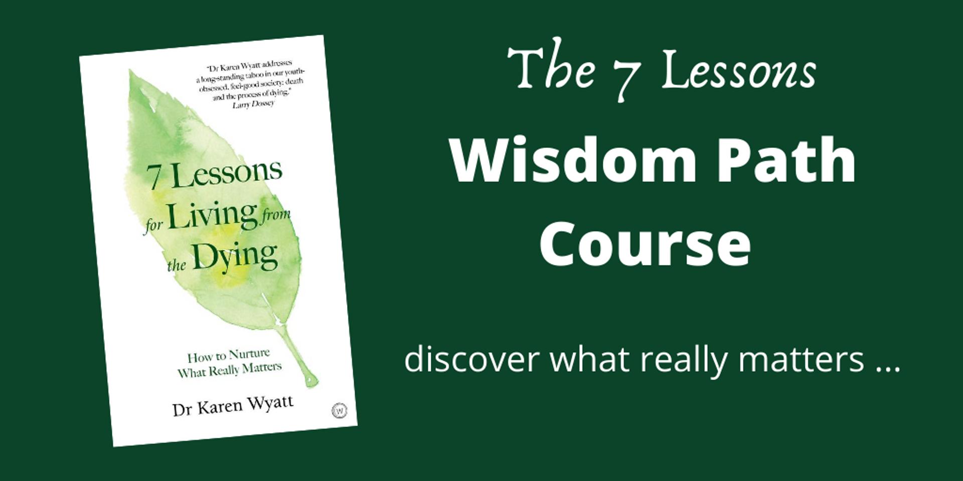 Wisdom Path Workshop