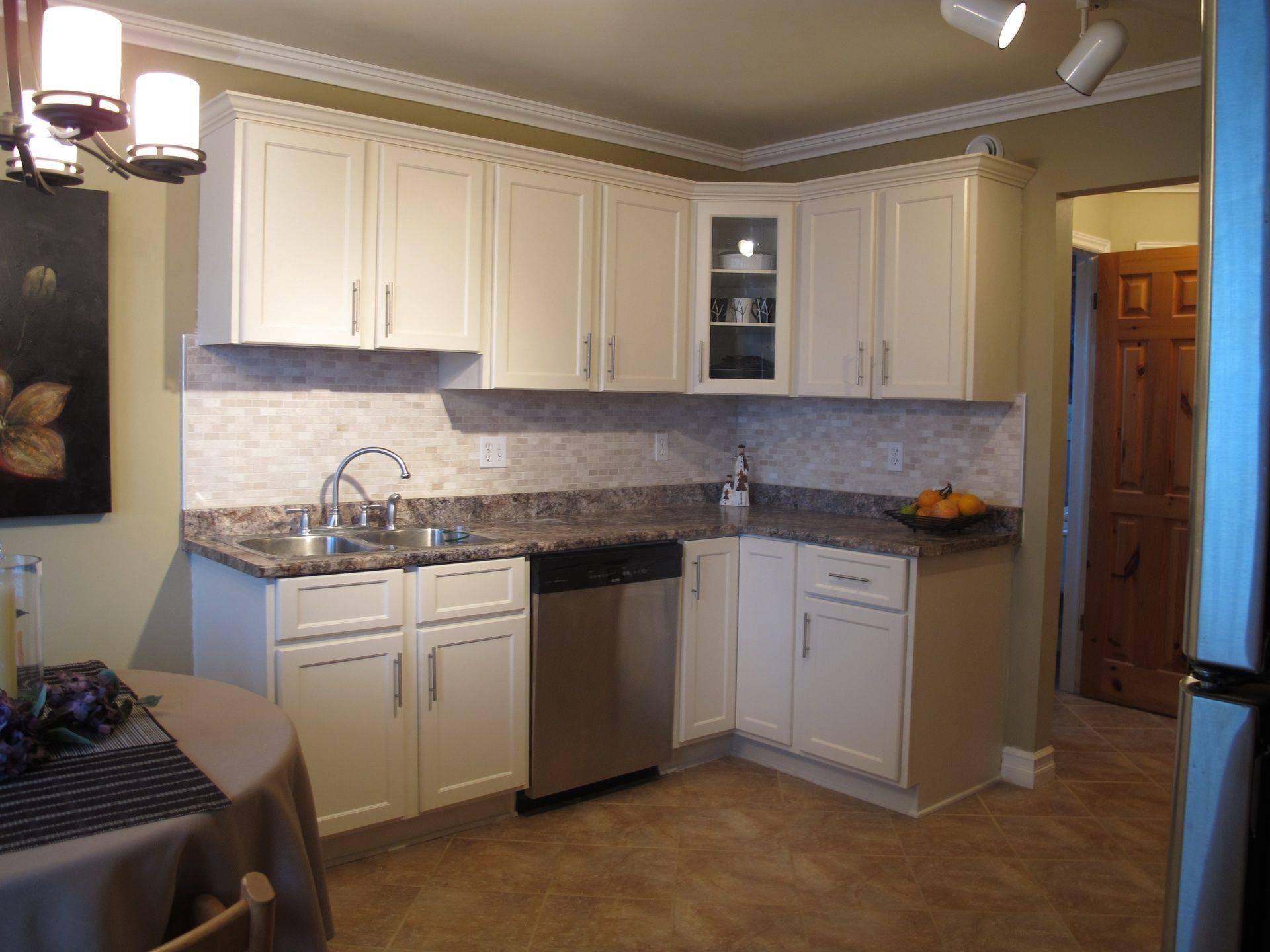 Halifax kitchen cabinet painting