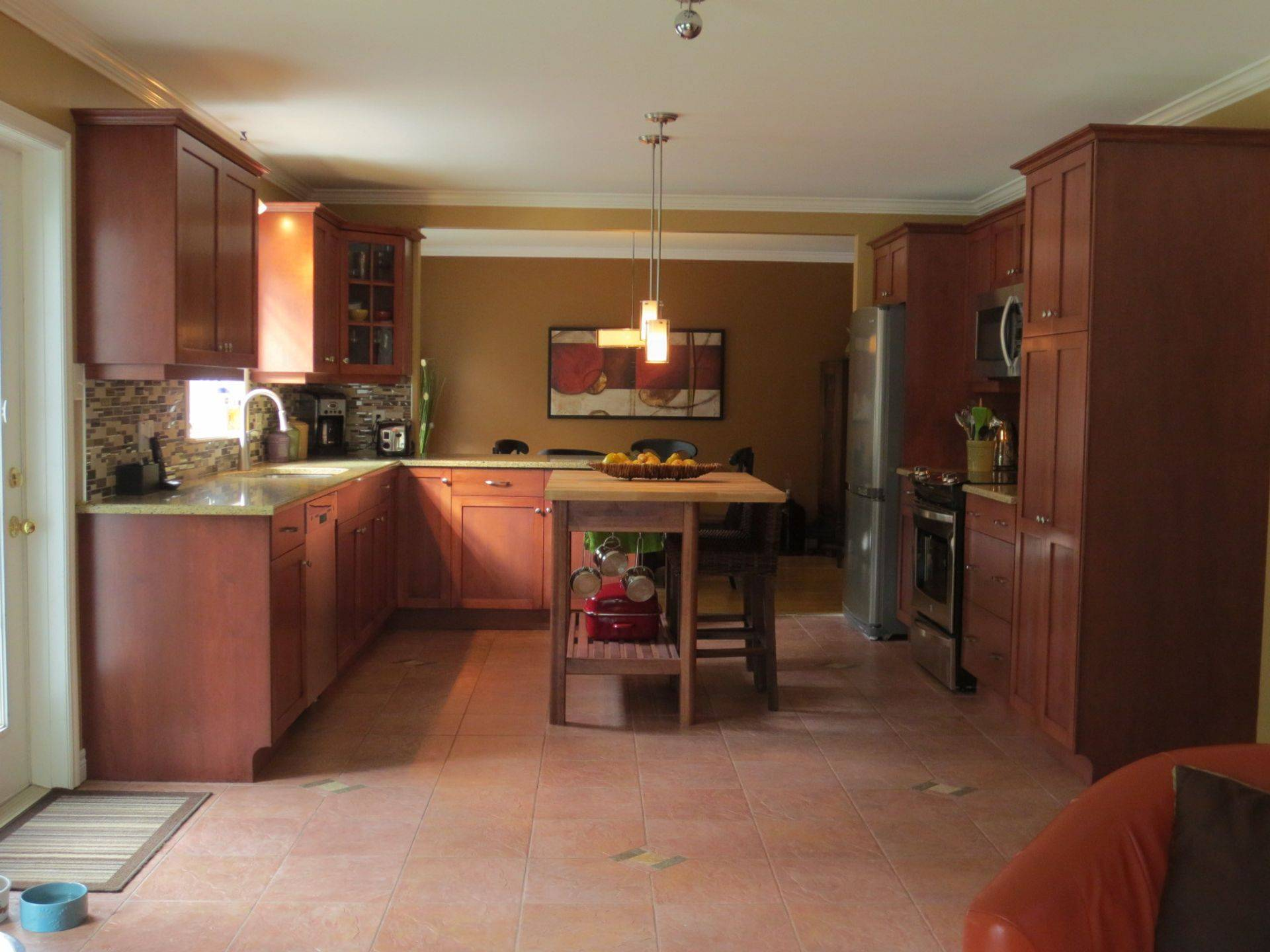 Kitchen Cabinet Refacing, Door Refinishing Painting Toronto