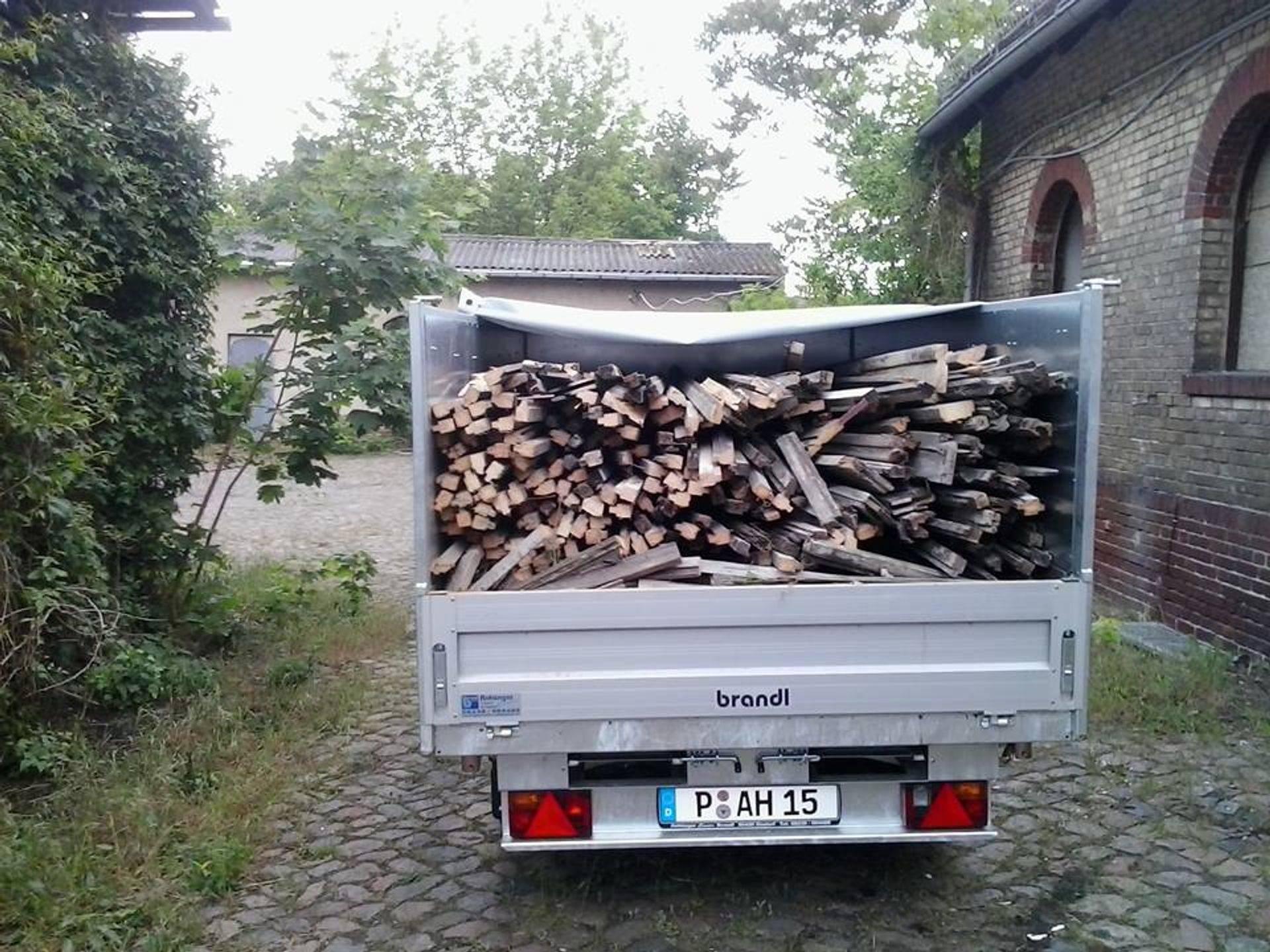 Entsorgung Holz Potsdam, Berlin, Kleinmachnow, Teltow, Werder / Havel, Falkensee, Nuthetal, Ludwigsfelde, Beelitz