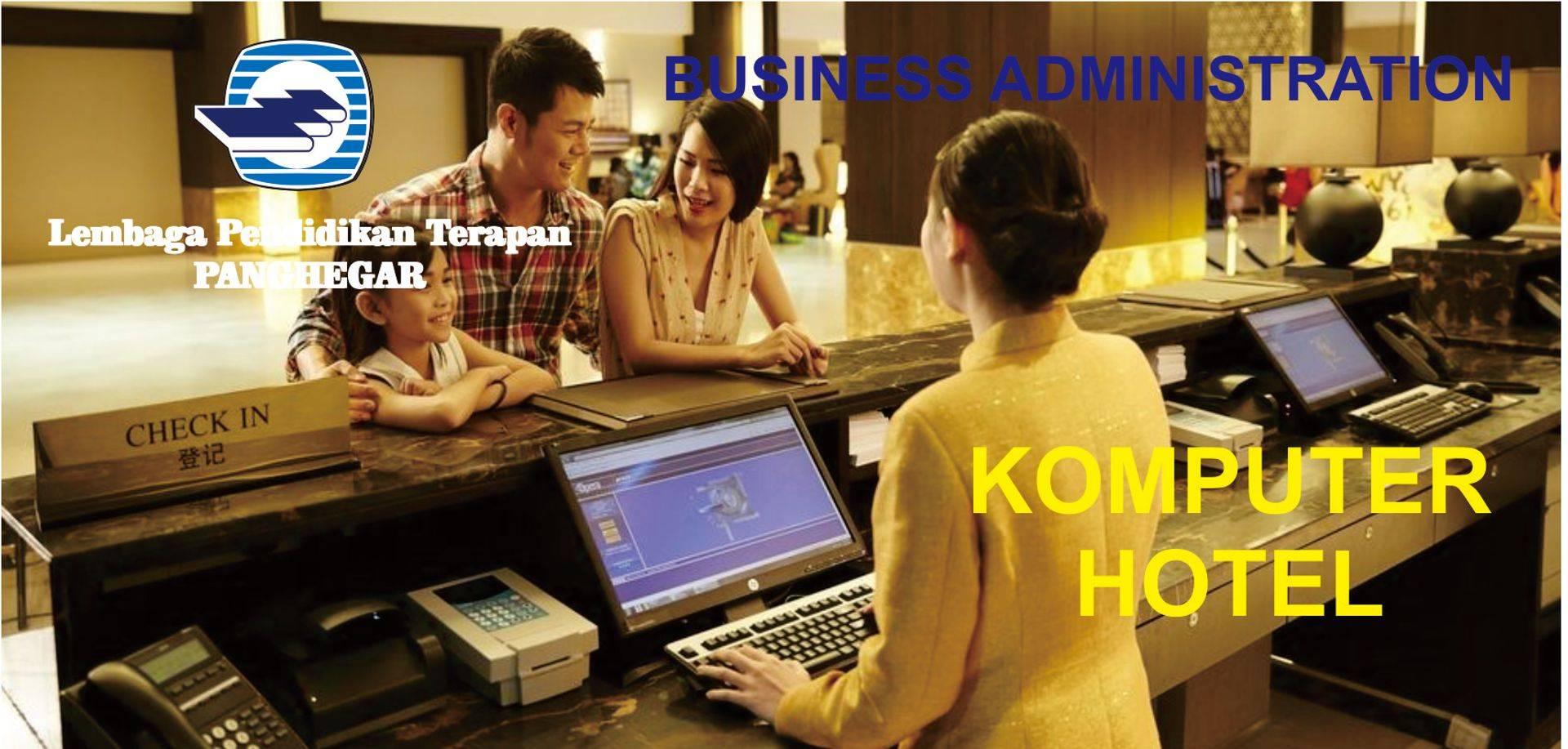 Komputer Hotel Powerpro