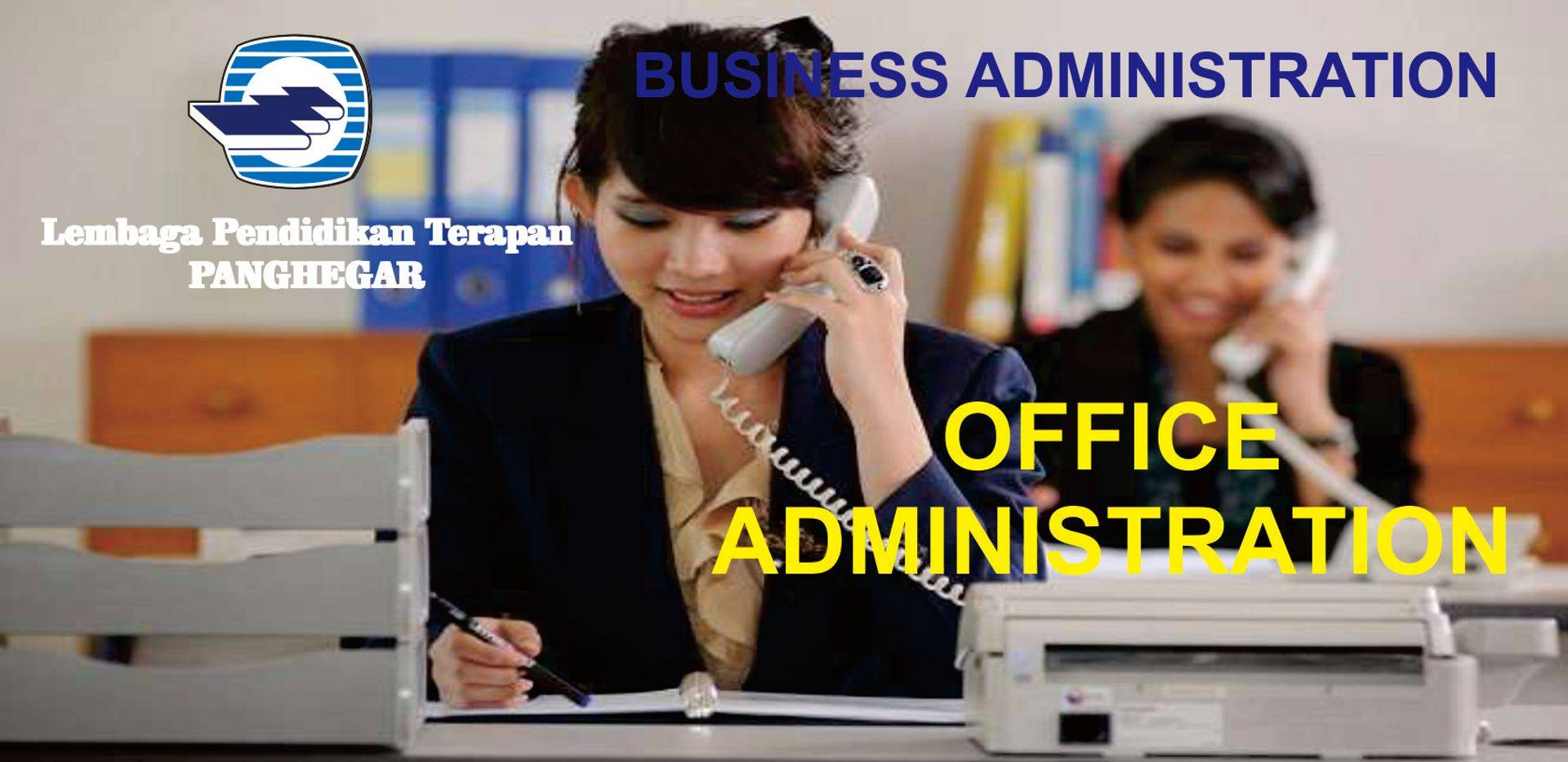 Office Administration - Administrasi Kantor