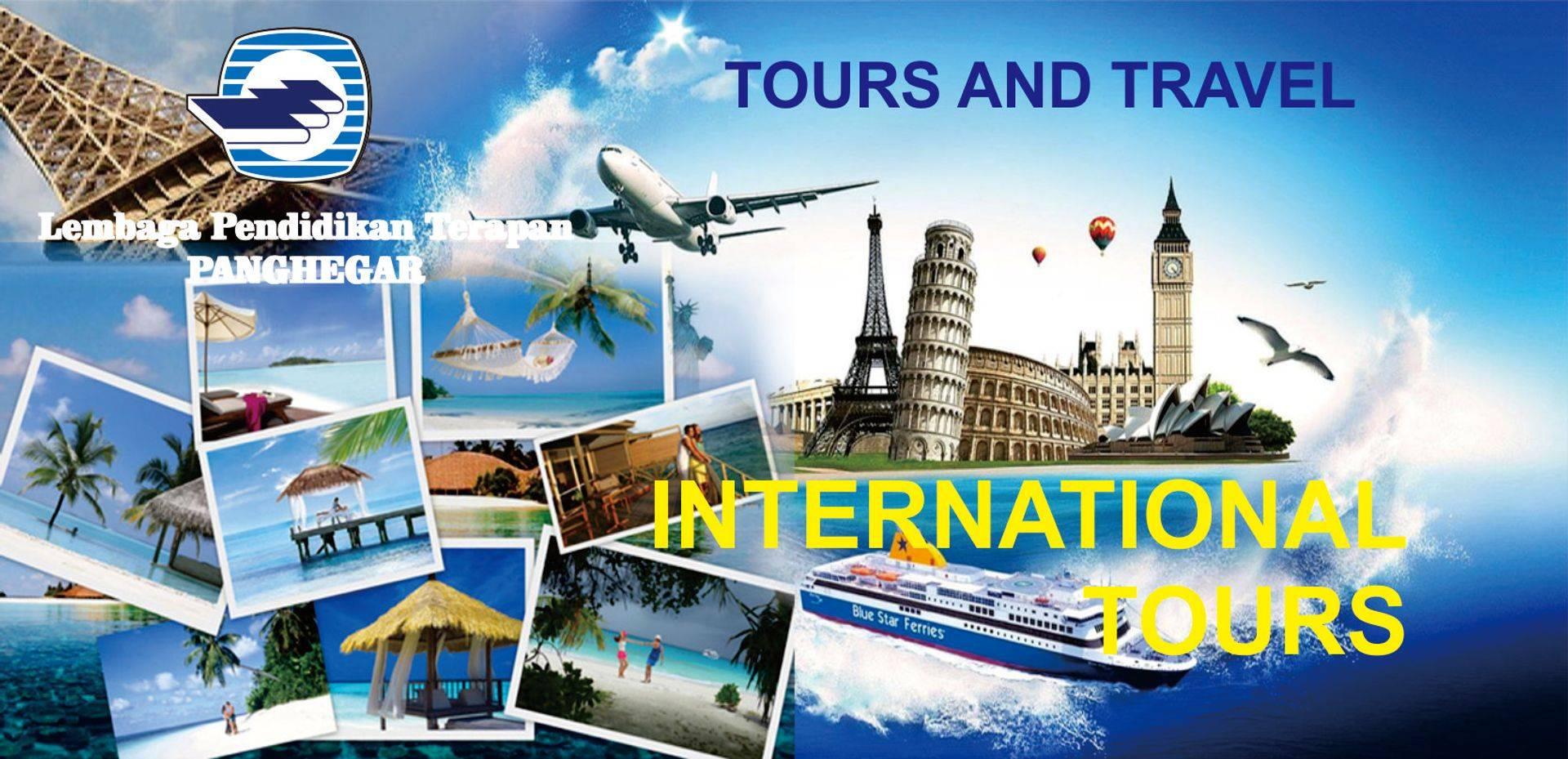 international Tours - Pariwisata Luar Negeri