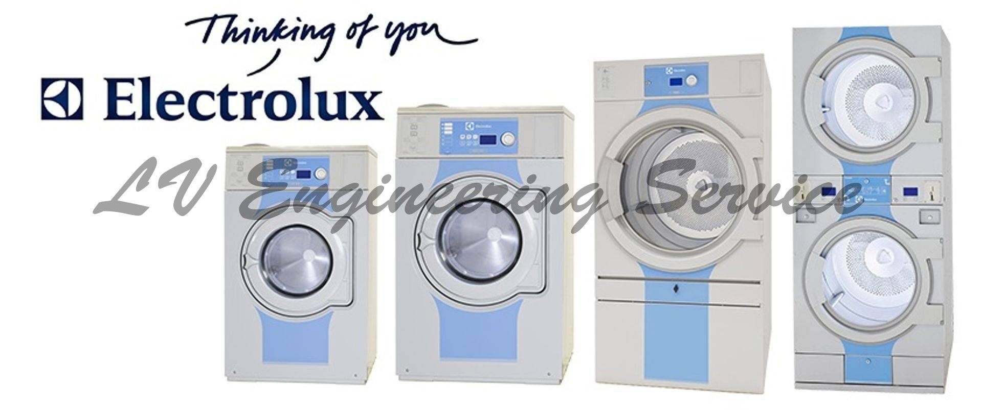 Electrolux Coin Laundry - LV Engineering Service