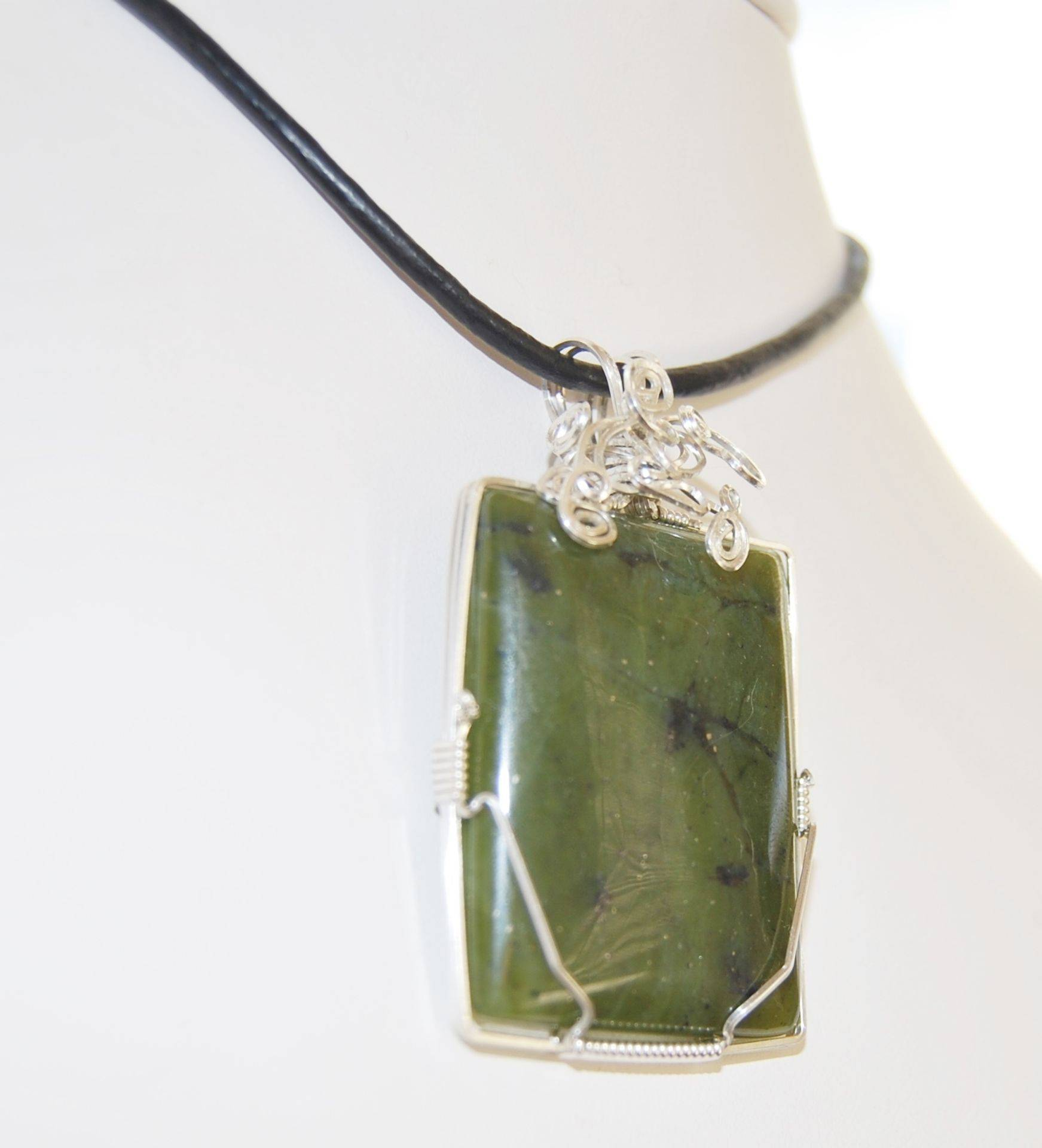 Handcrafted Wire Wrap Cabochon