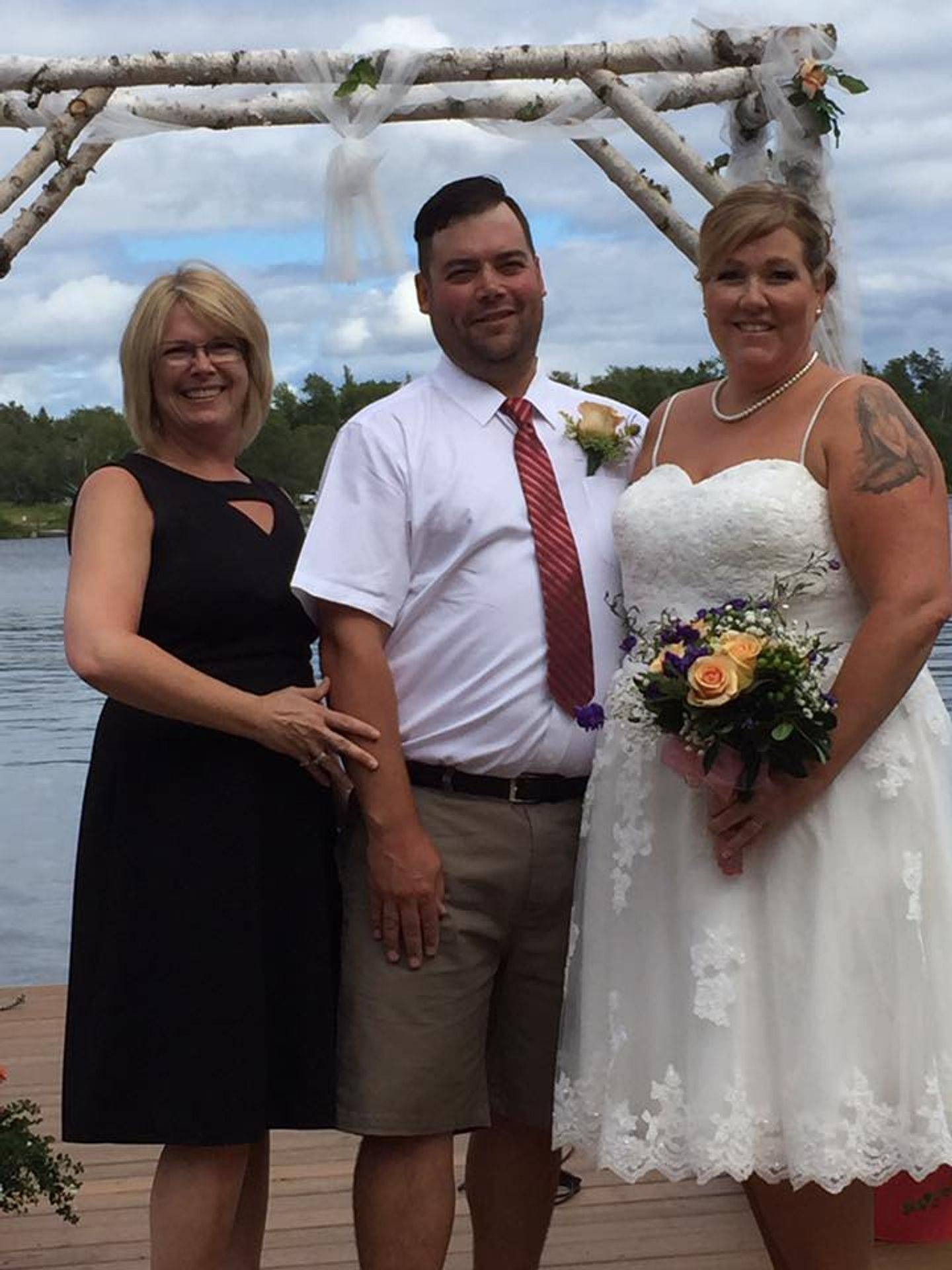 Cottage Country Wedding