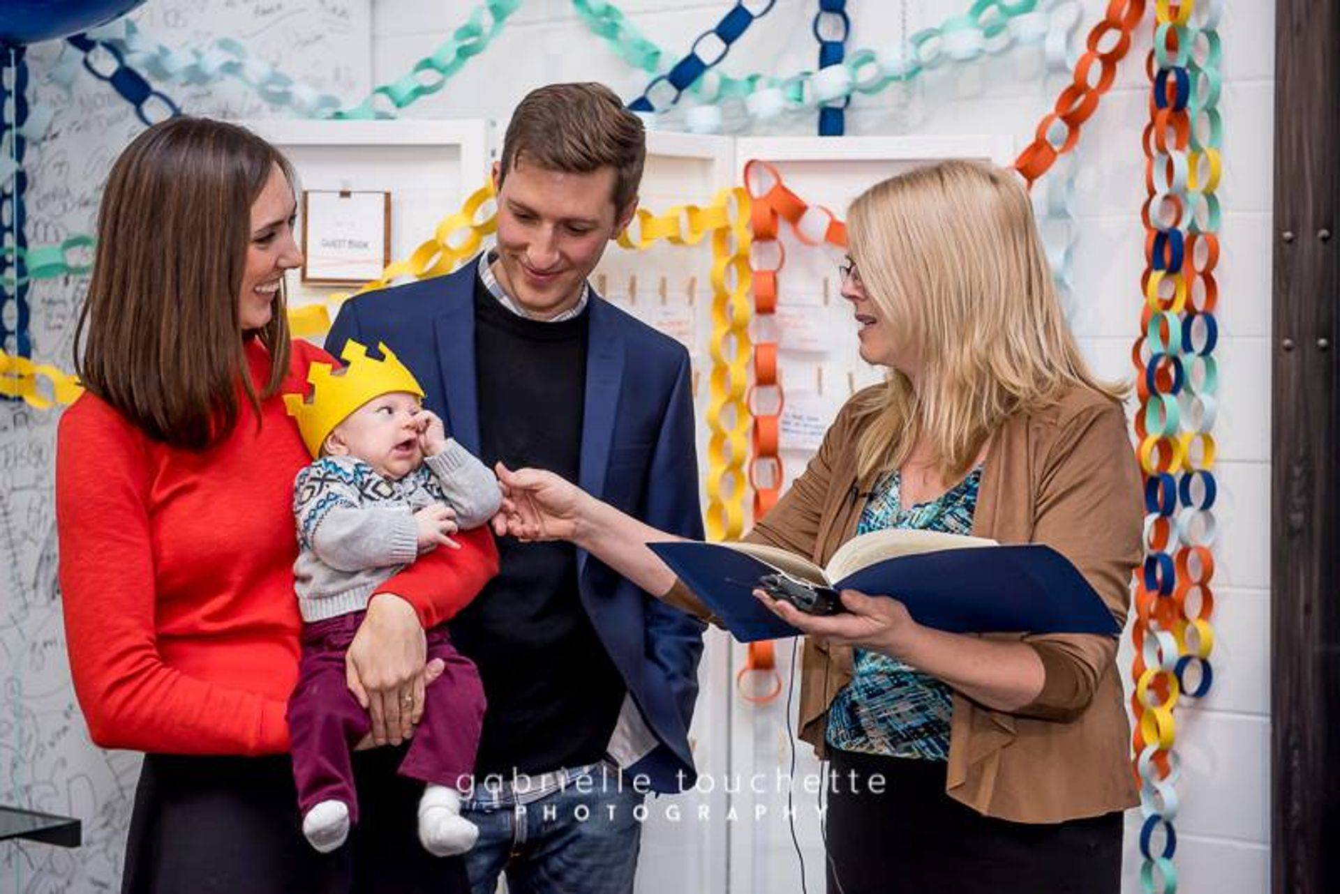 Baby Welcoming Officiant