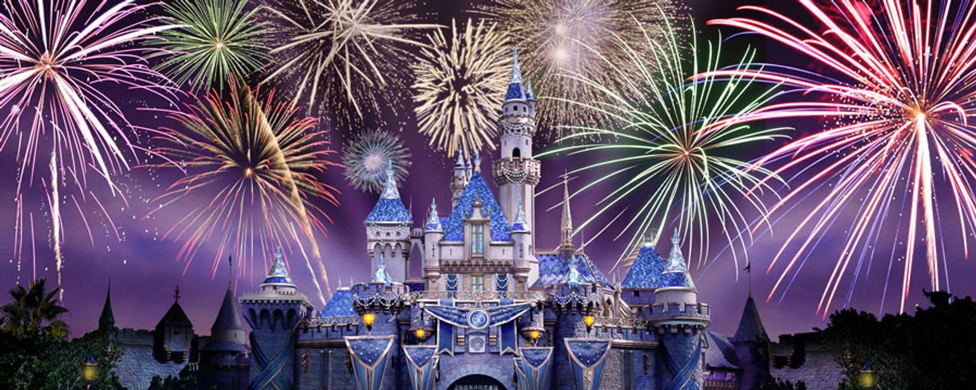 Disney Characters in Magic Kingdom