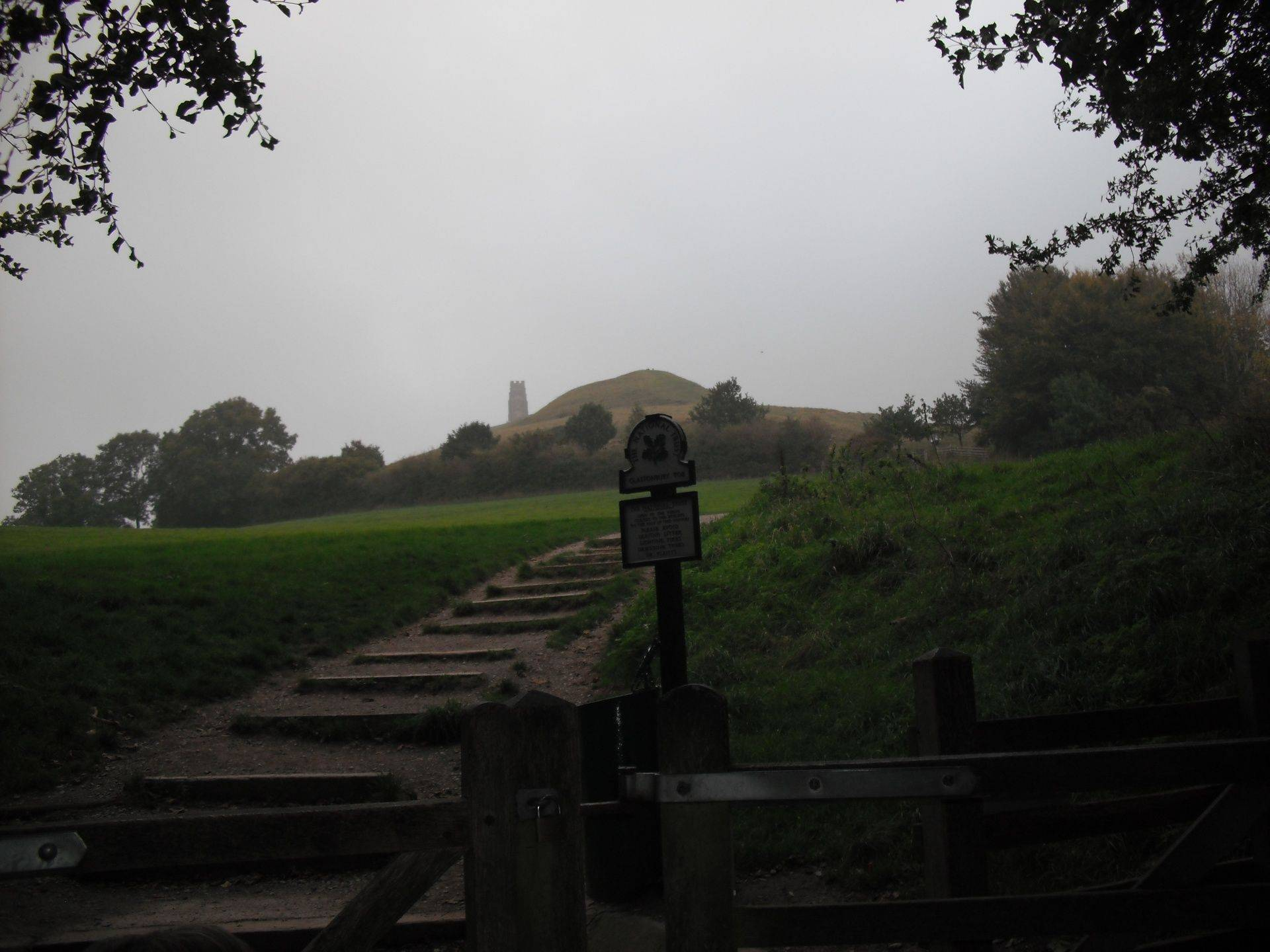 Beautiful Glastonbury Tor