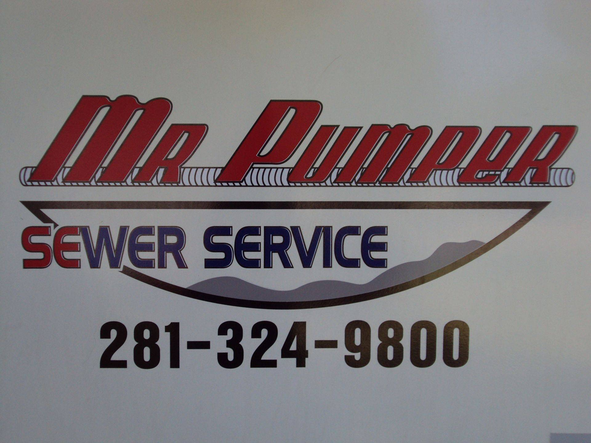 Call Mr. Pumper today!