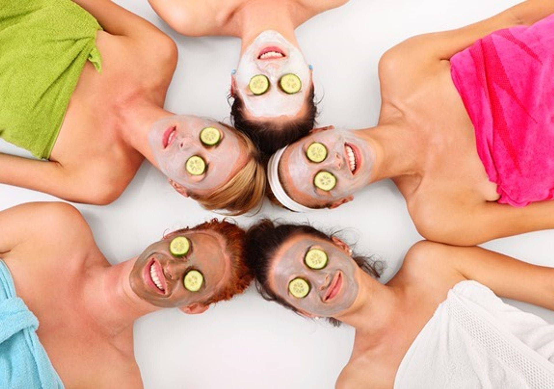 pamper parties massage