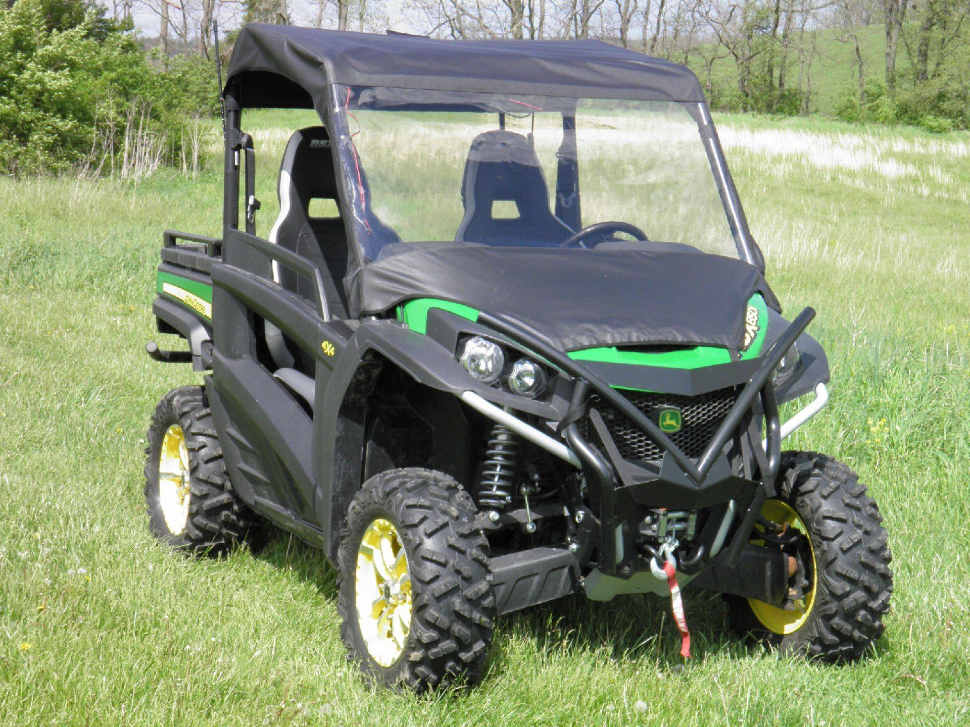 John Deere Gator RSX 850i, 860i, 860e, 860m parts & accessories