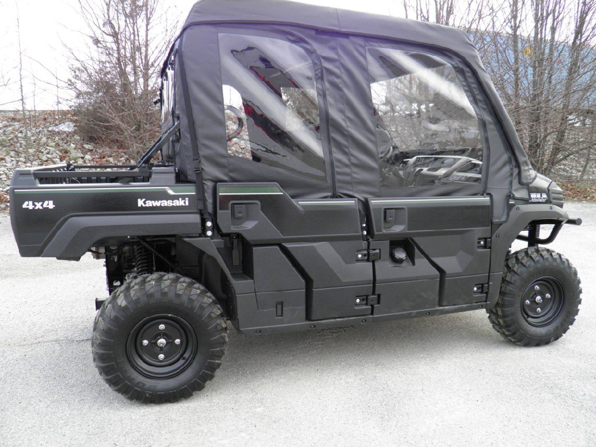Kawasaki Mule FXT & DXT parts & accessories