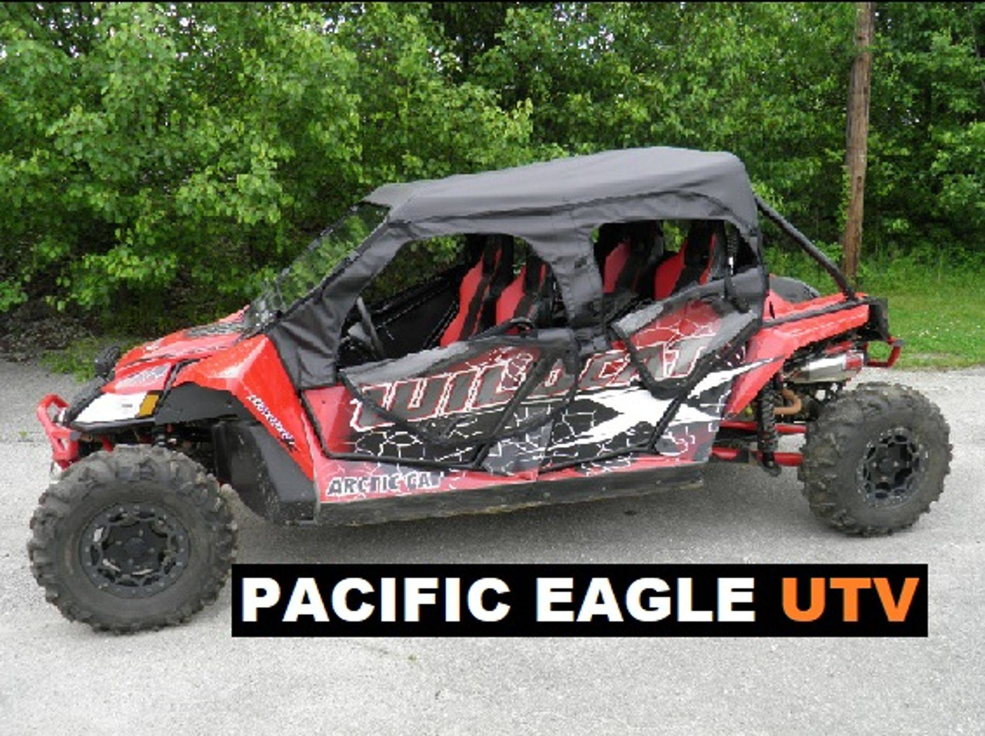 Pacific Eagle UTV Enclosures